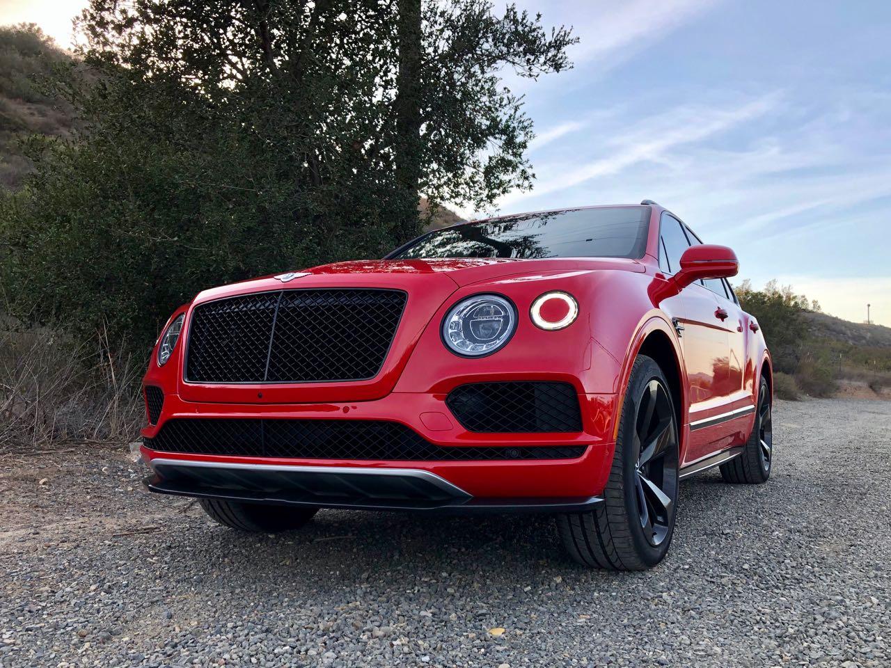 Review 2019 Bentley Bentayga V8