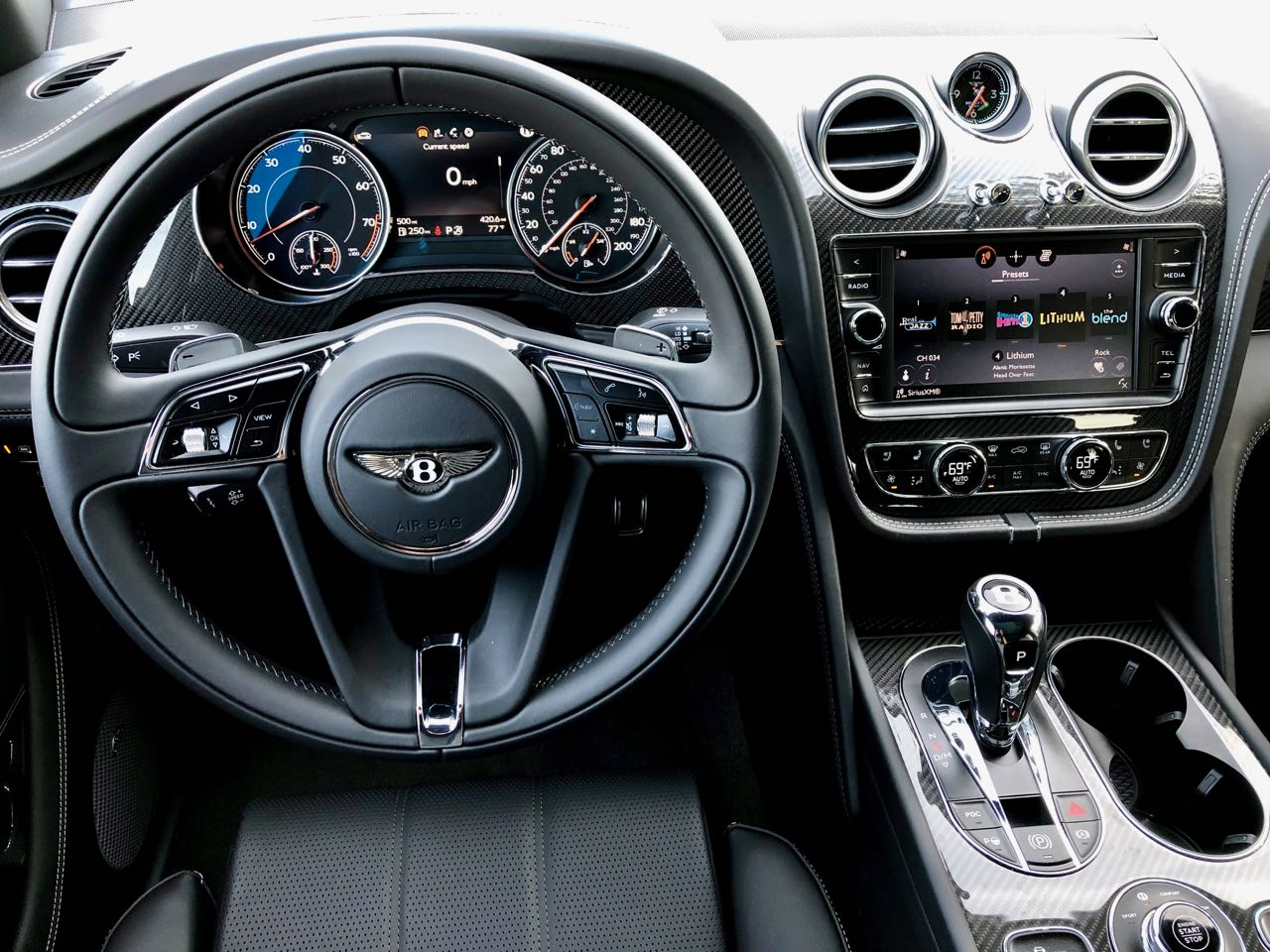 Review 2019 Bentley Bentayga V8