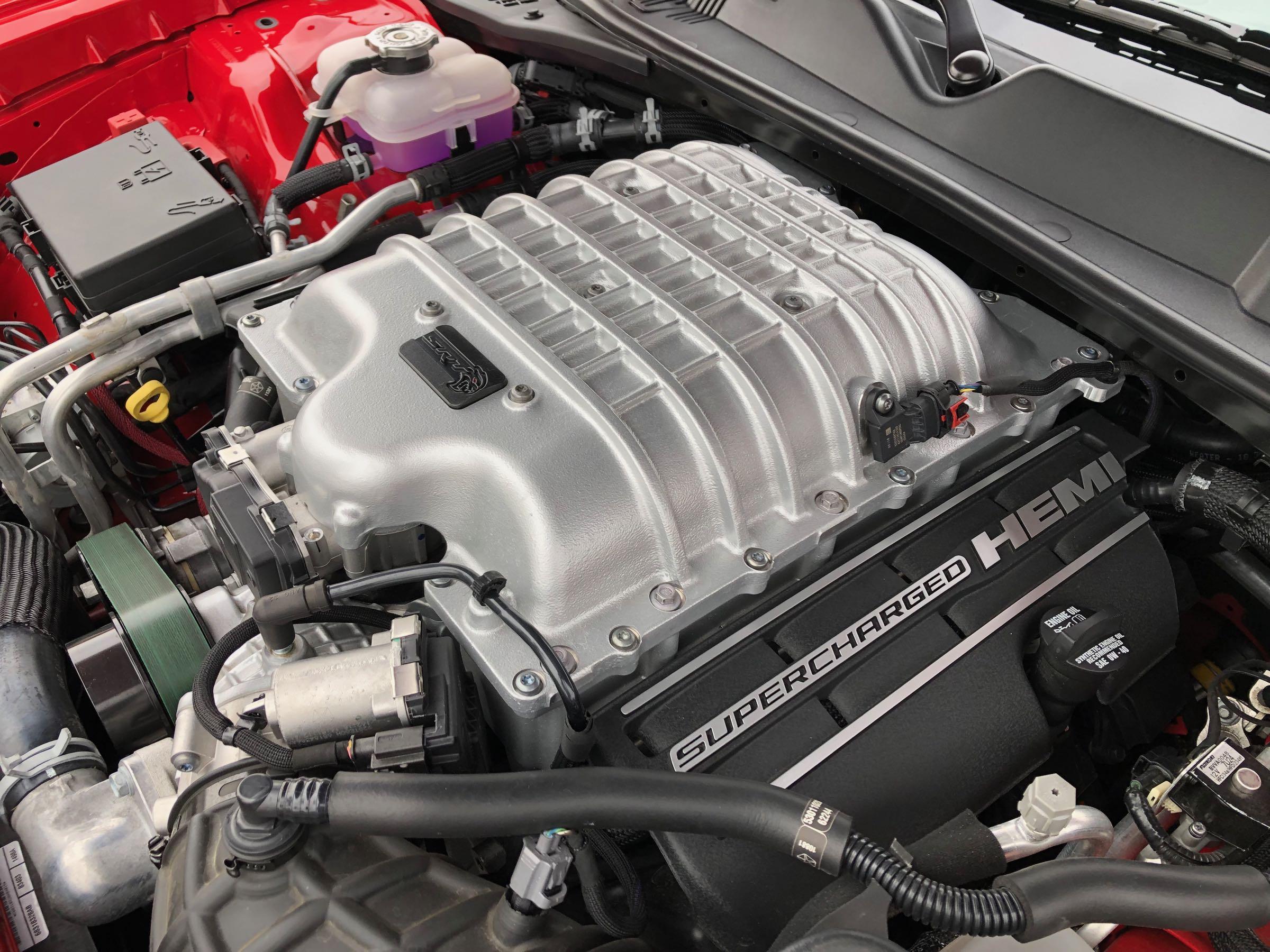 Review: 2019 Dodge Challenger SRT Hellcat Redeye – WHEELS ca