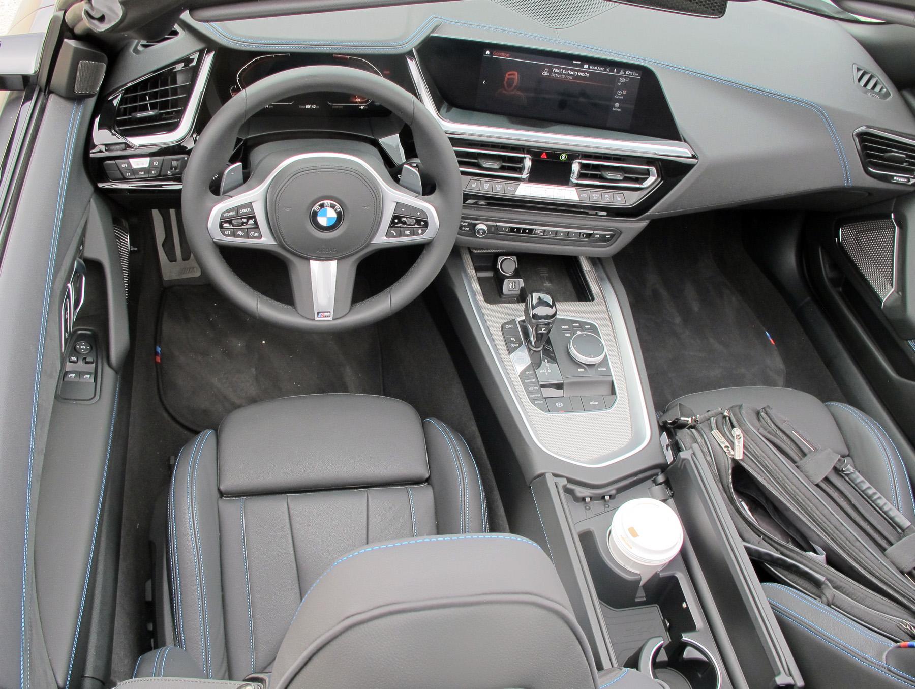 Review 2019 BMW Z4