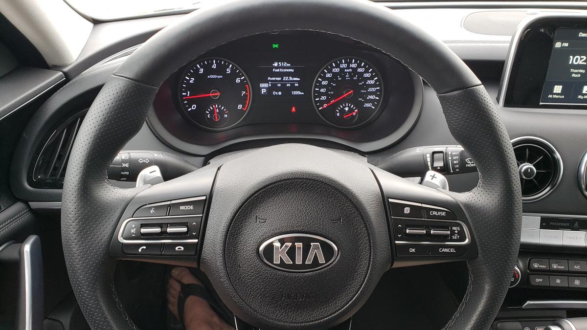 Review 2019 Kia Stinger GT-Line