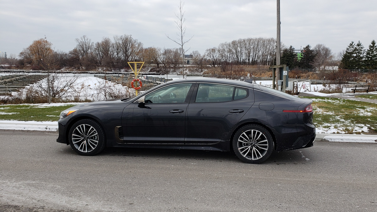 Review 2019 Kia Stinger GT-Line