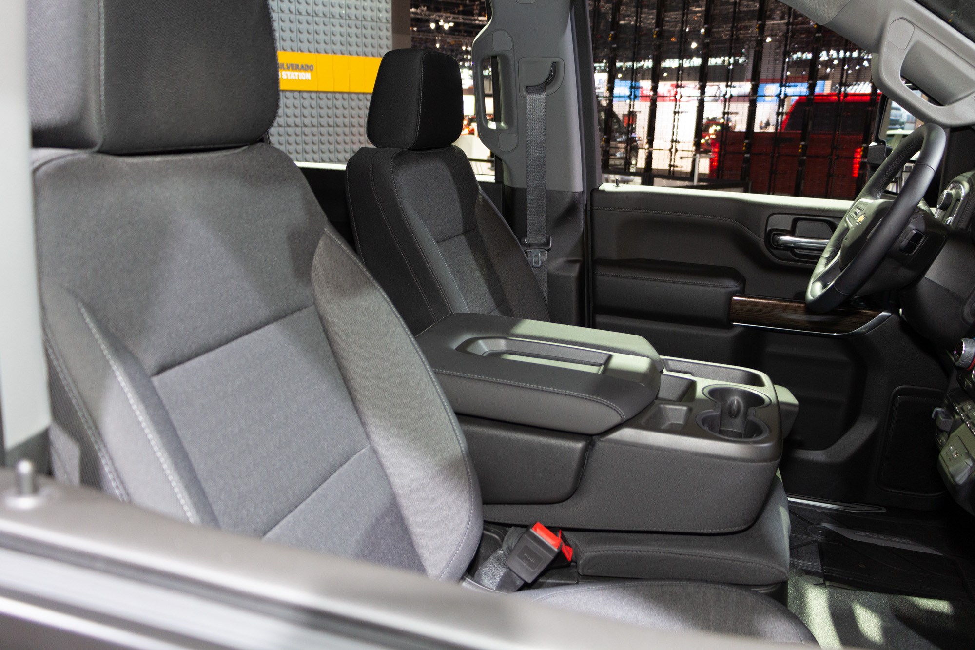 2020 Chevrolet Silverado HD