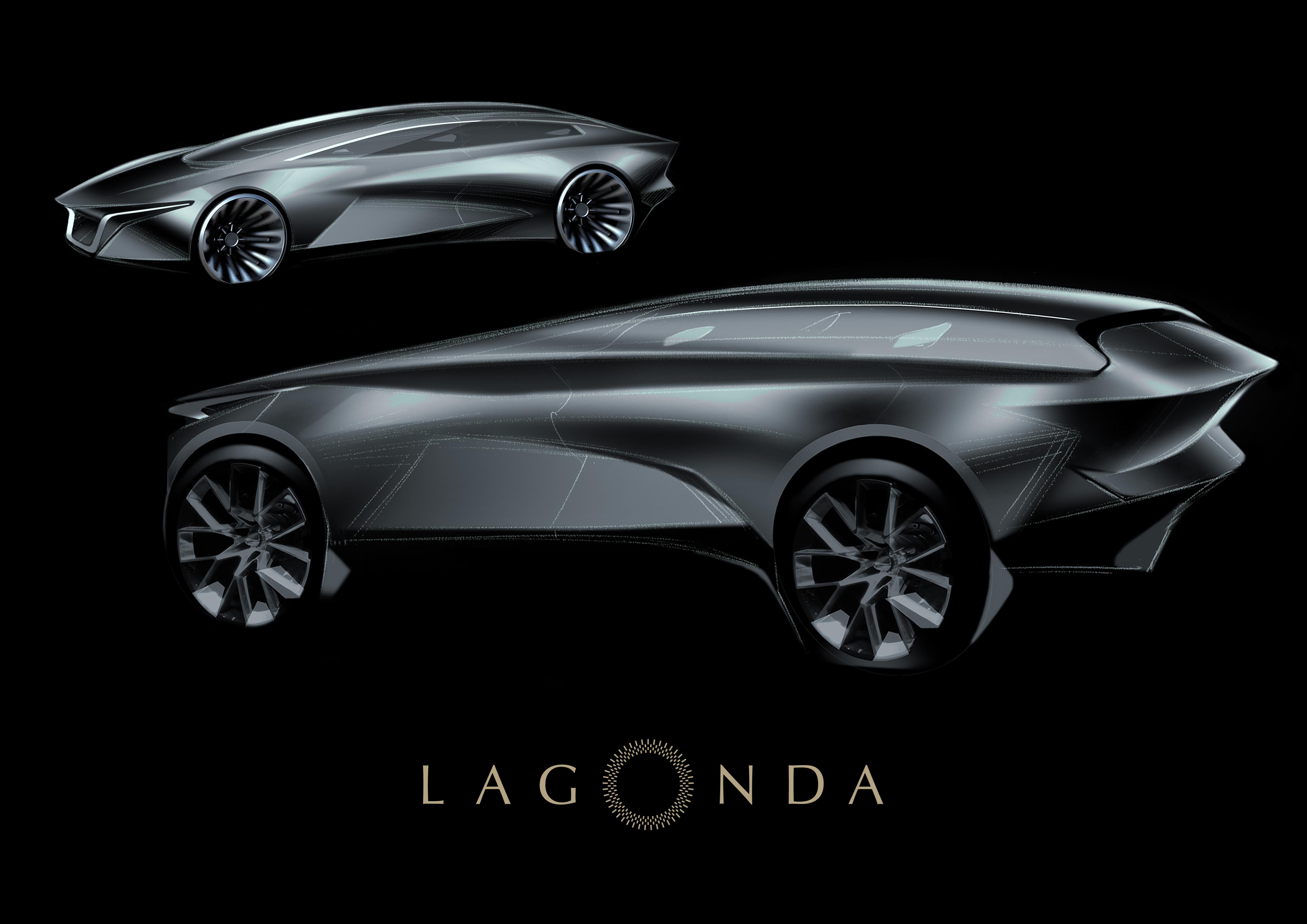 Lagonda all-terrain concept bows at Geneva