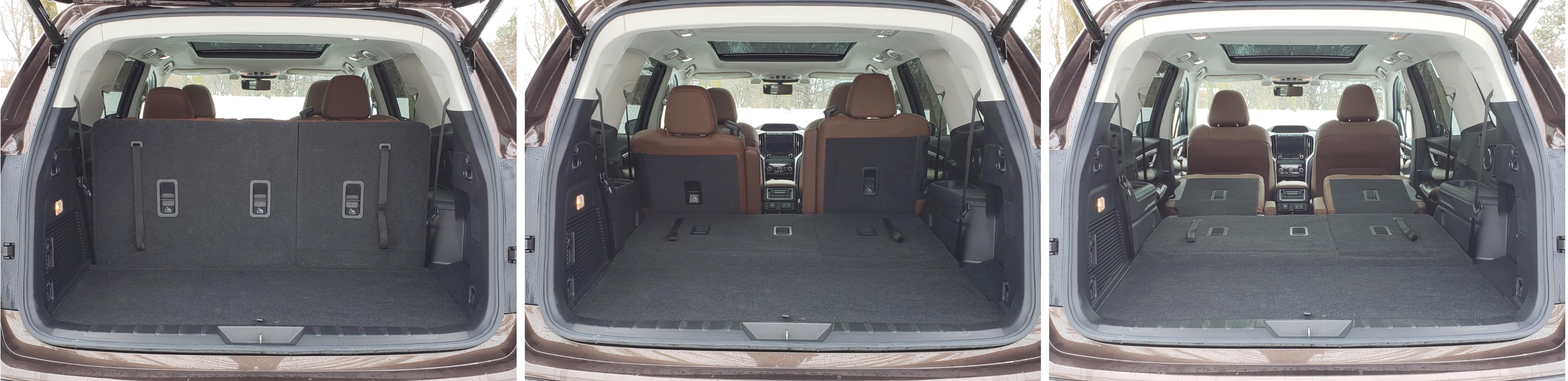 Review 2019 Subaru Ascent Premier