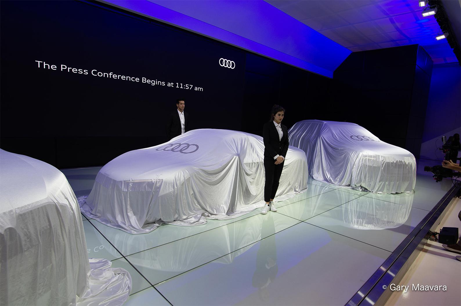 TrackWorthy - CIAS_Audi R8 Syder unveiling