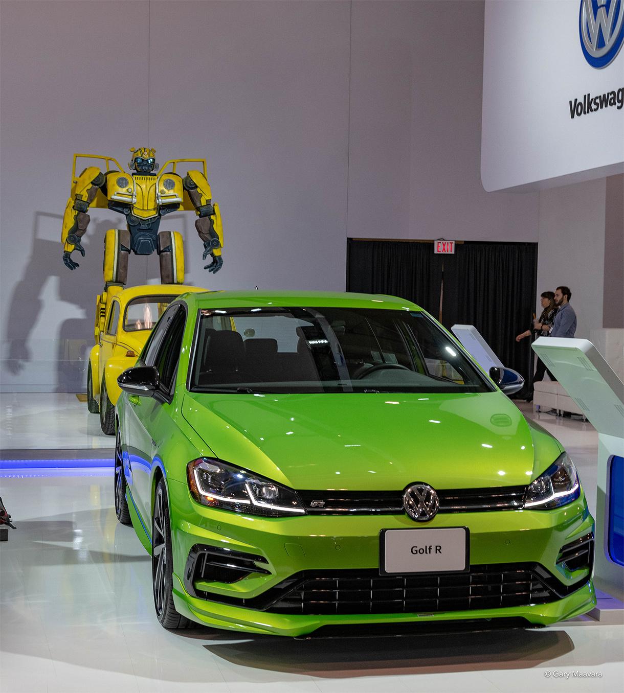 TrackWorthy - CIAS_VW Golf R with Beetle and Transformer