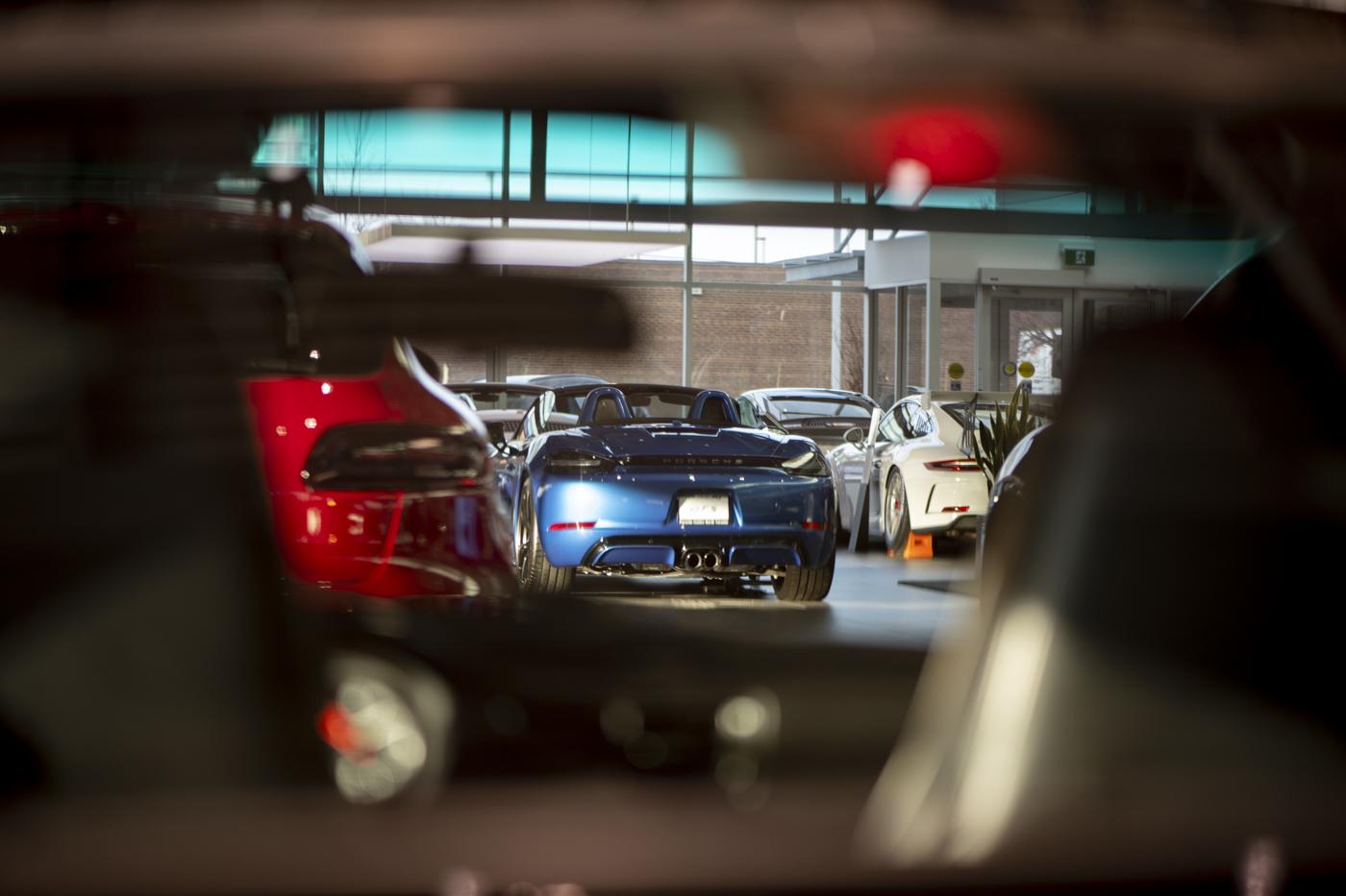 Porsche Centre North Toronto: An Exemplary Dealership Experience