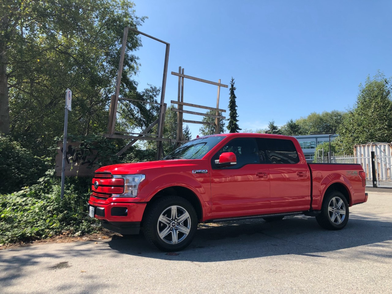 Ford F-150 2.7L EcoBoost V6 engine