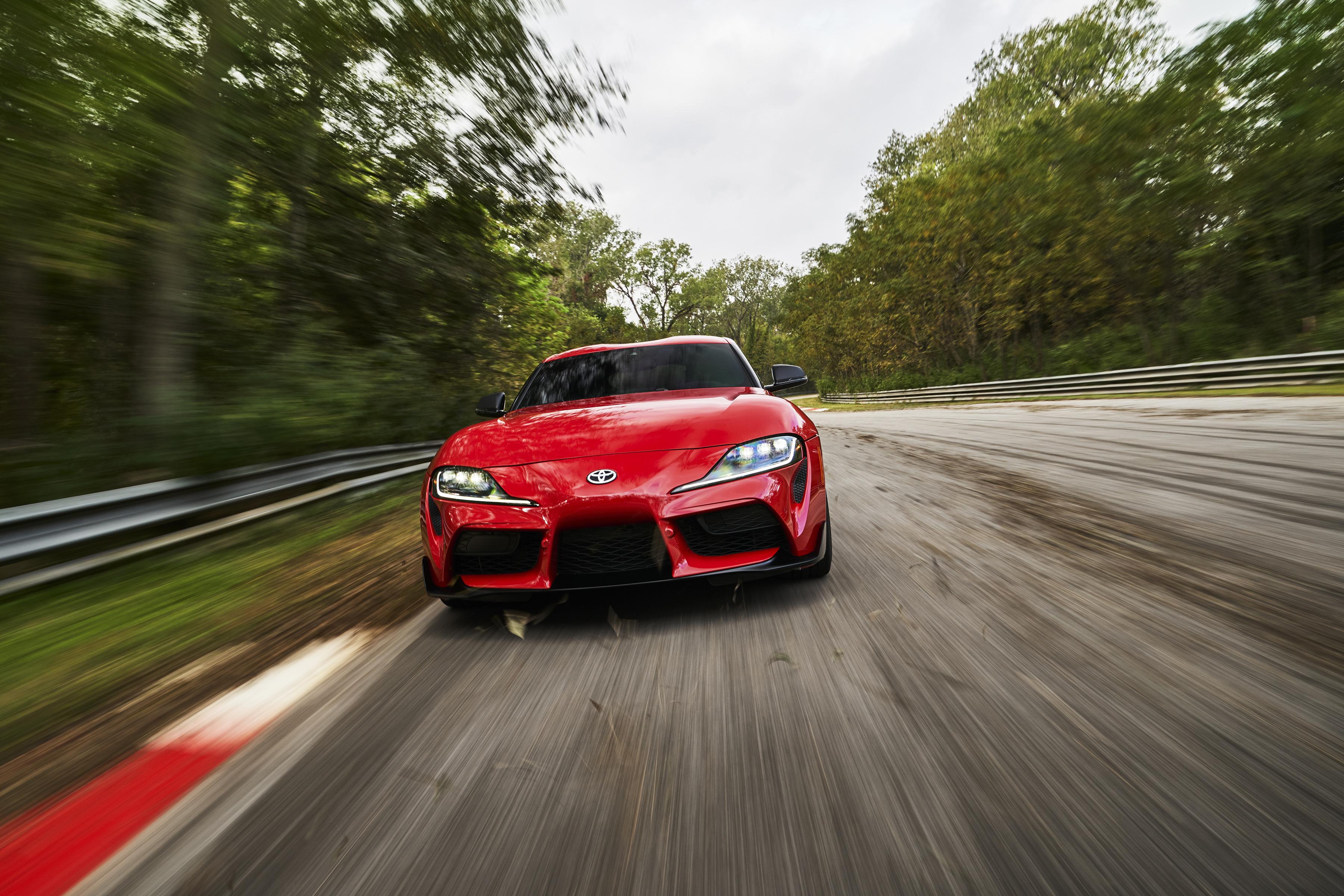 Toyota GR Supra pricing