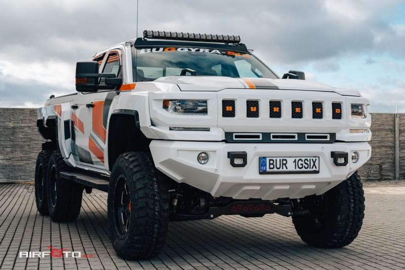 Bureko 6x6 pickups