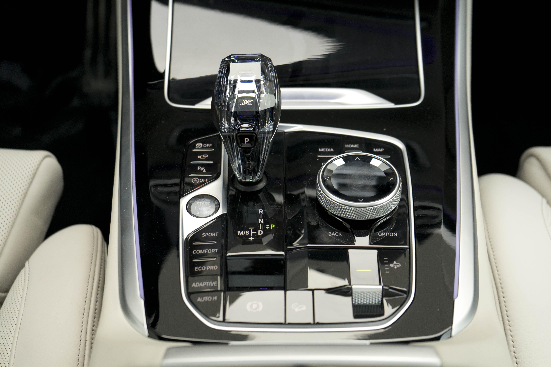 2019 BMW X5 xDrive50i interior