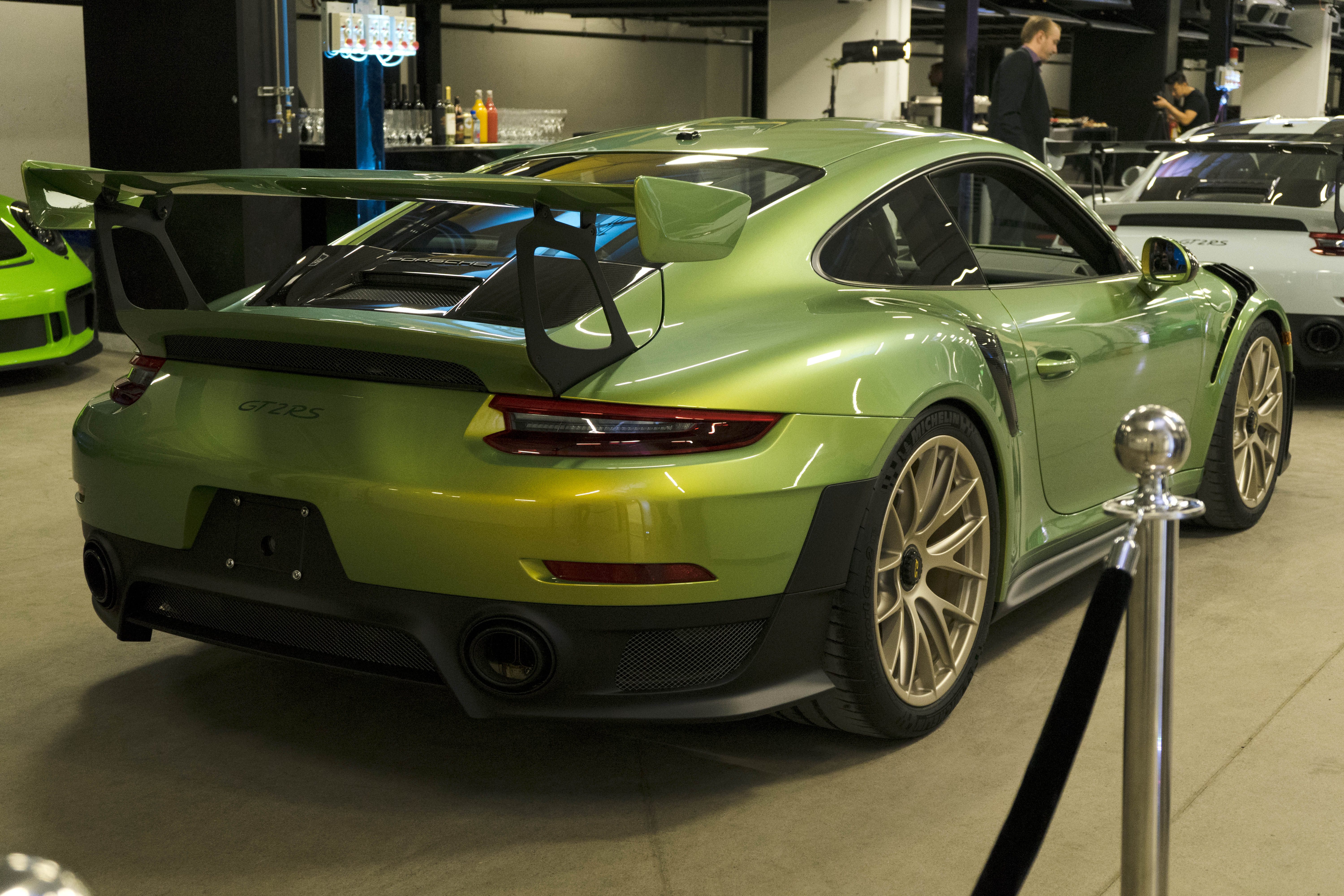 Exclusive Manufaktur Will Help You Create The Custom Porsche Of Your Dreams Wheels Ca
