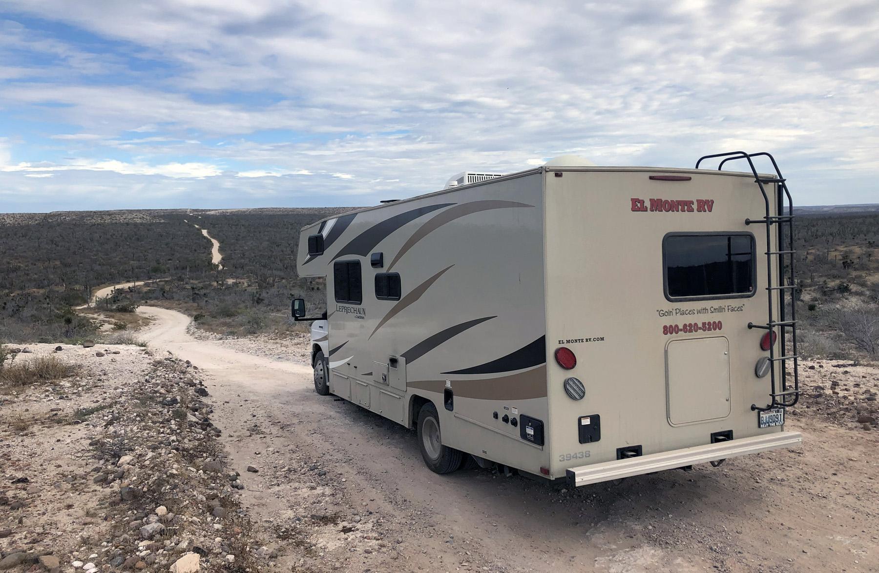 Road Trip 2019 Ford E 350 C Class Motorhome