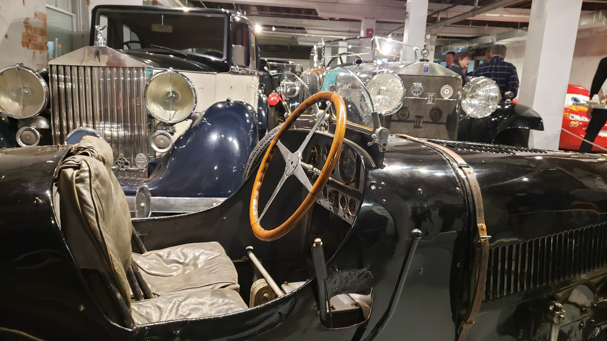 Canadian Automotive Museum