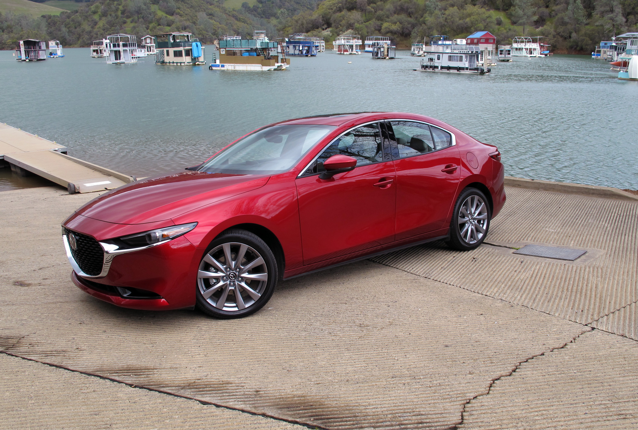 First Drive 2019 Mazda3 Sedan and Hatchback