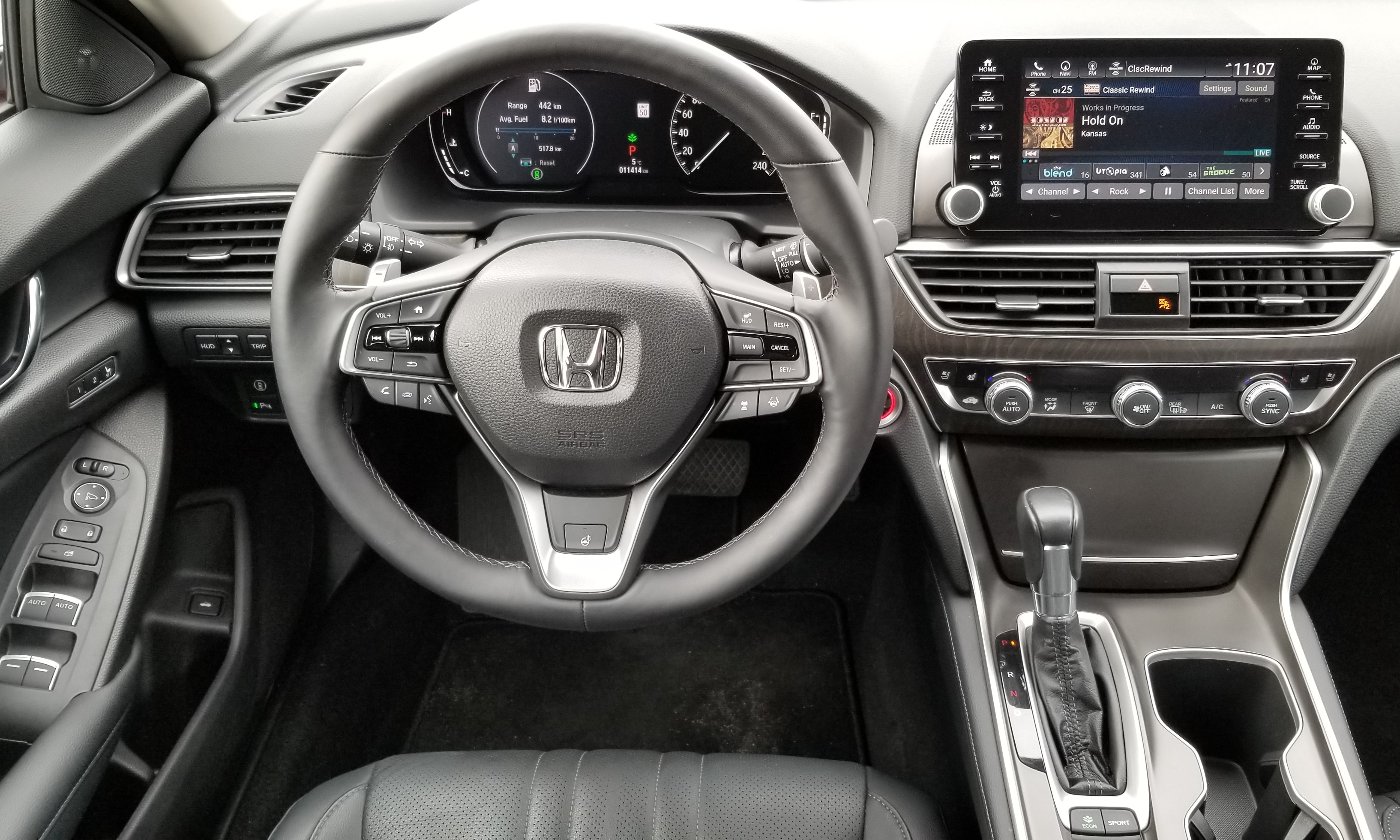 Review 2019 Honda Accord Sedan