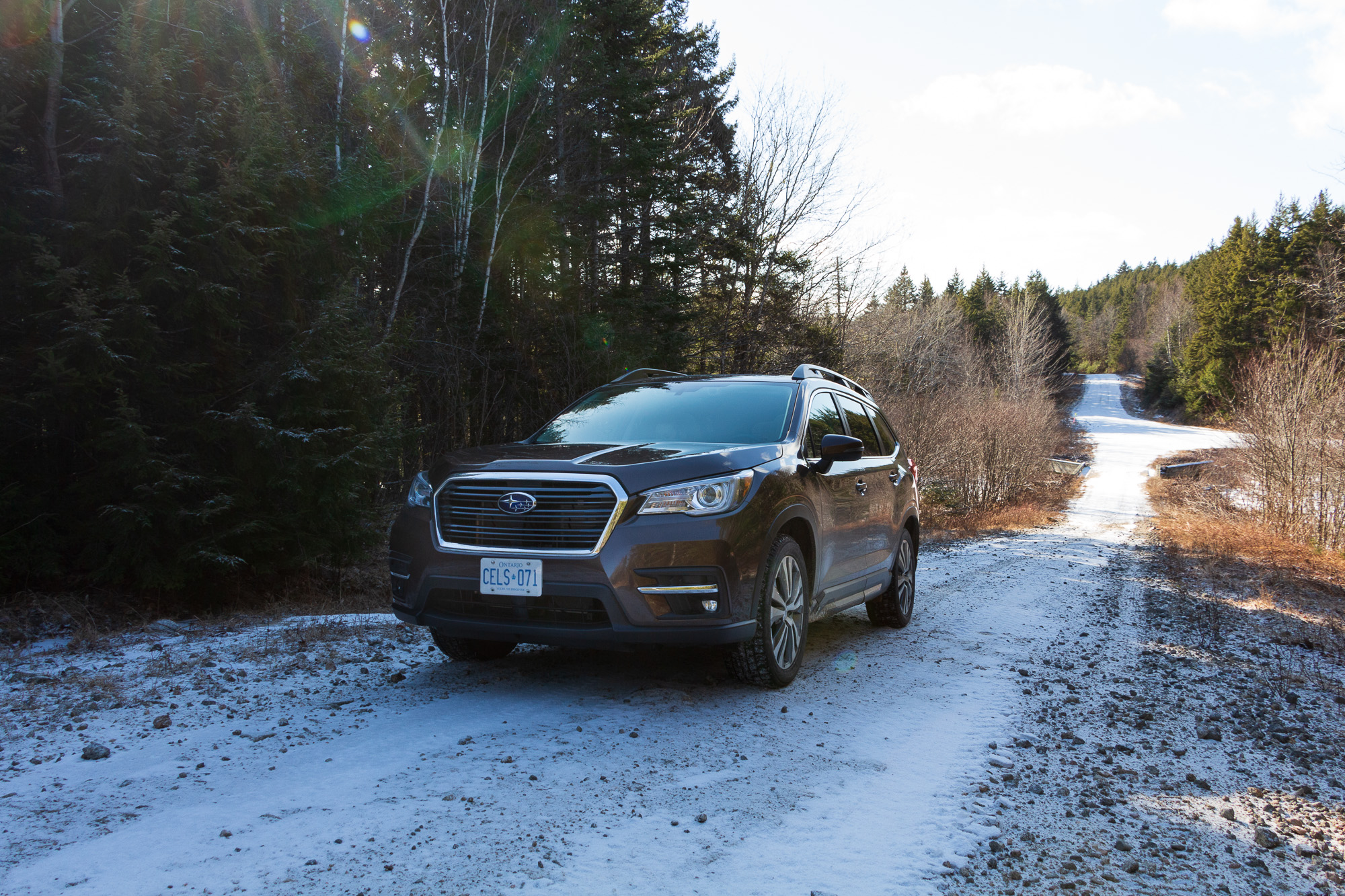 Review 2019 Subaru Ascent