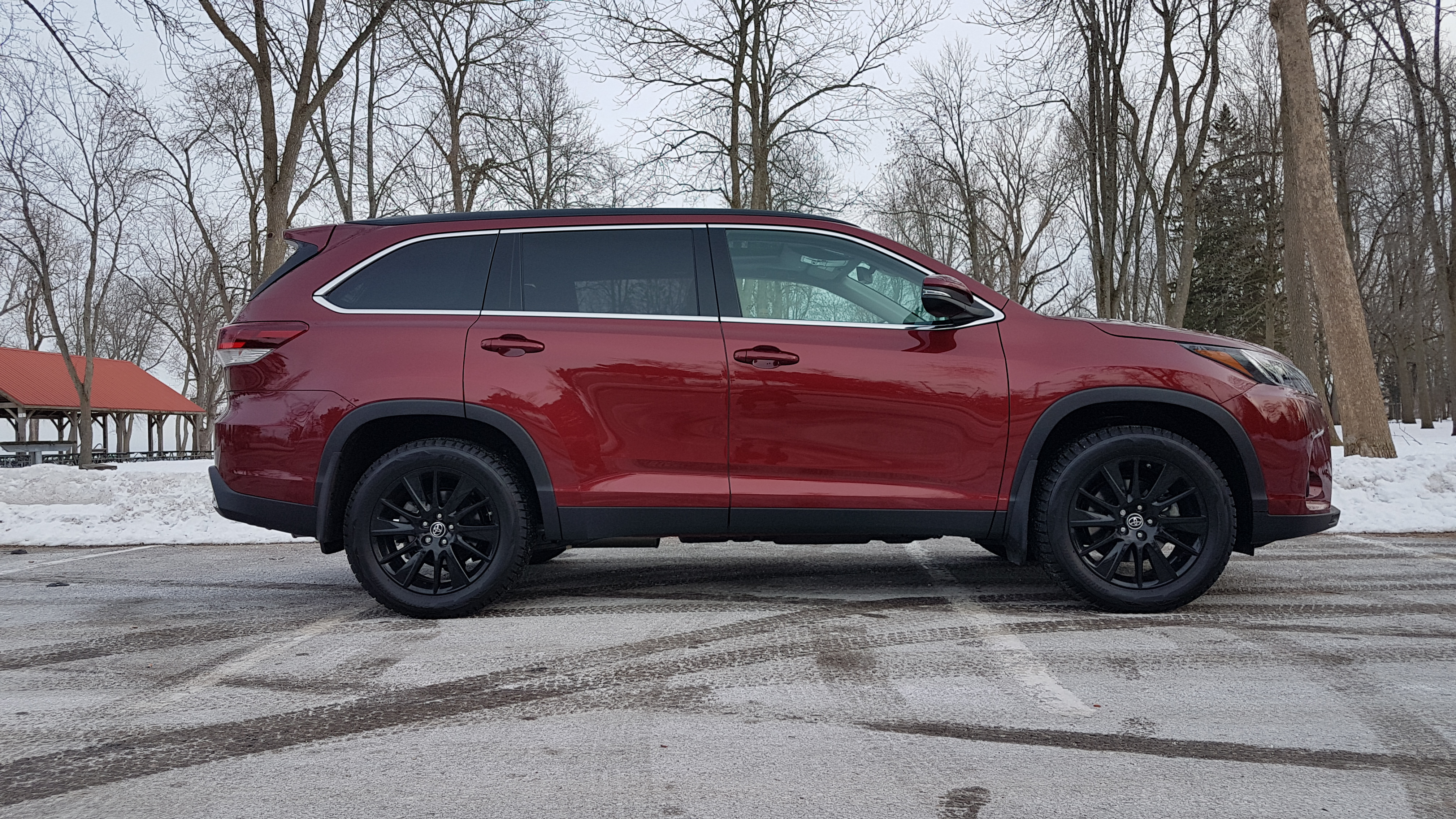 Review 2019 Toyota Highlander XLE V6 AWD