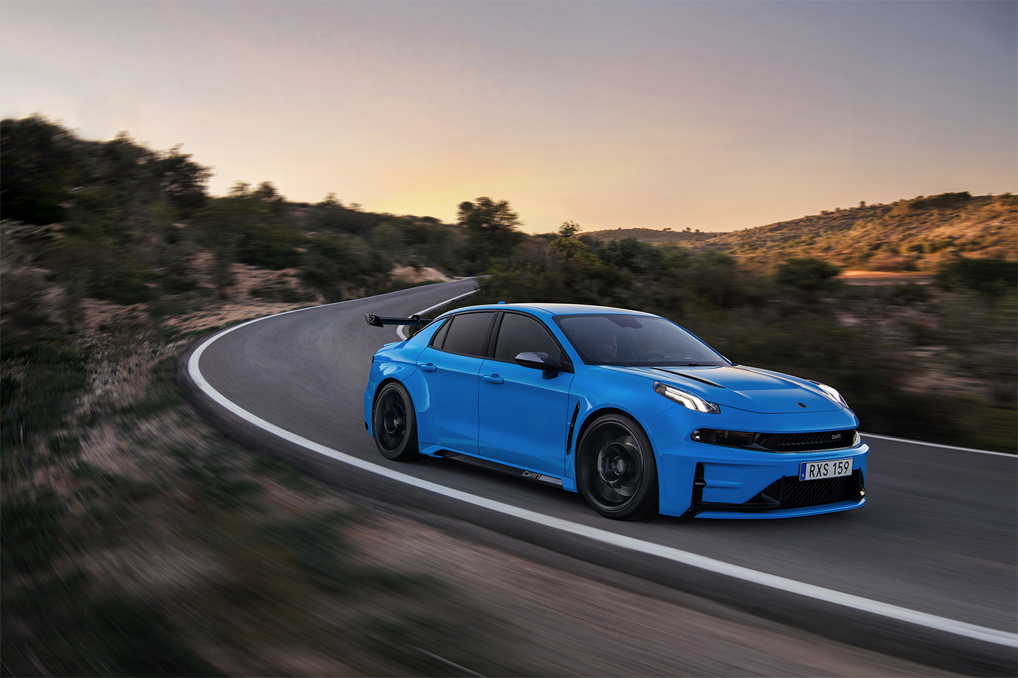 TrackWorthy - Lynk _ Co 03 Cyan Concept (1)