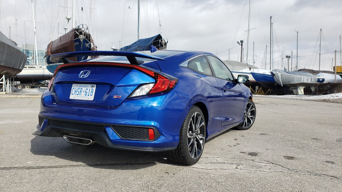 Review 2019 Honda Civic Si Coupe