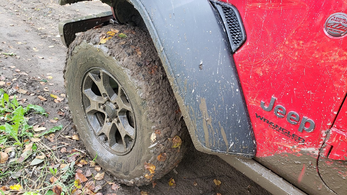 Basic Rules for Off-Road Newbies