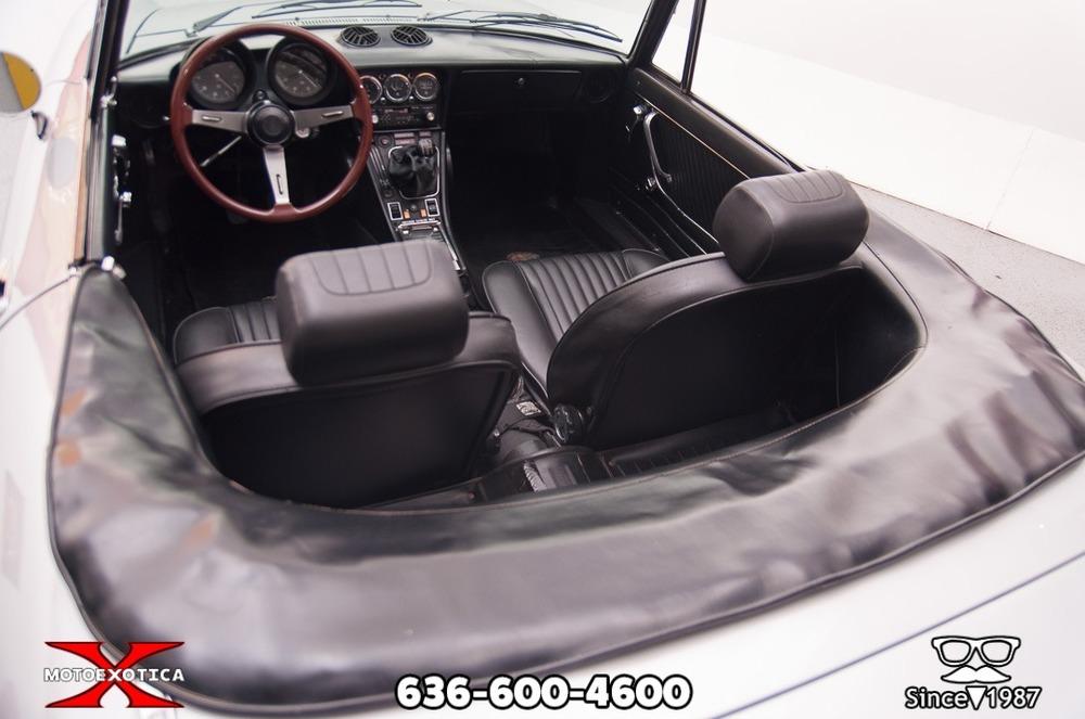 1976 Alfa Romeo Spider Veloce