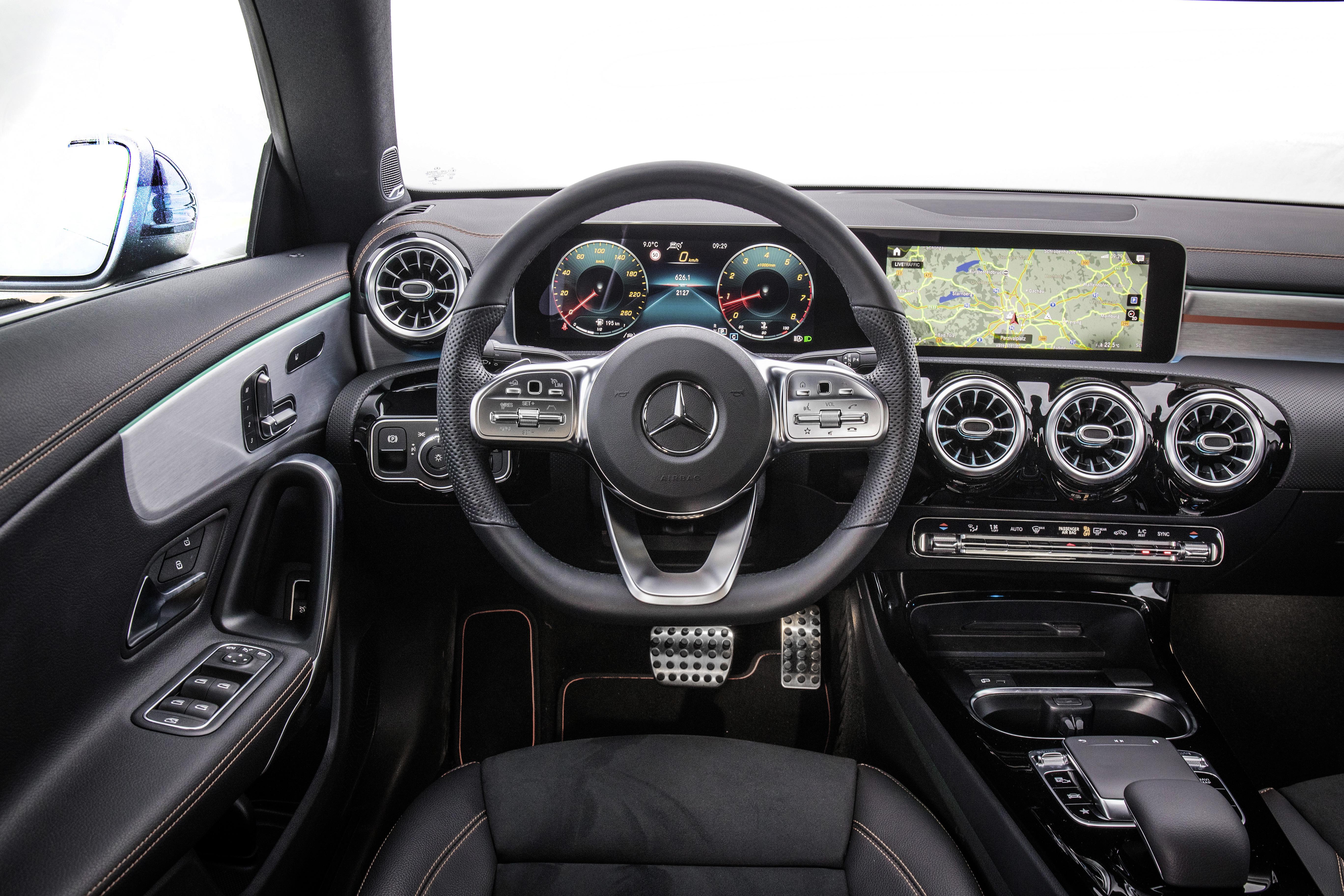 First Drive 2020 Mercedes-Benz CLA 250