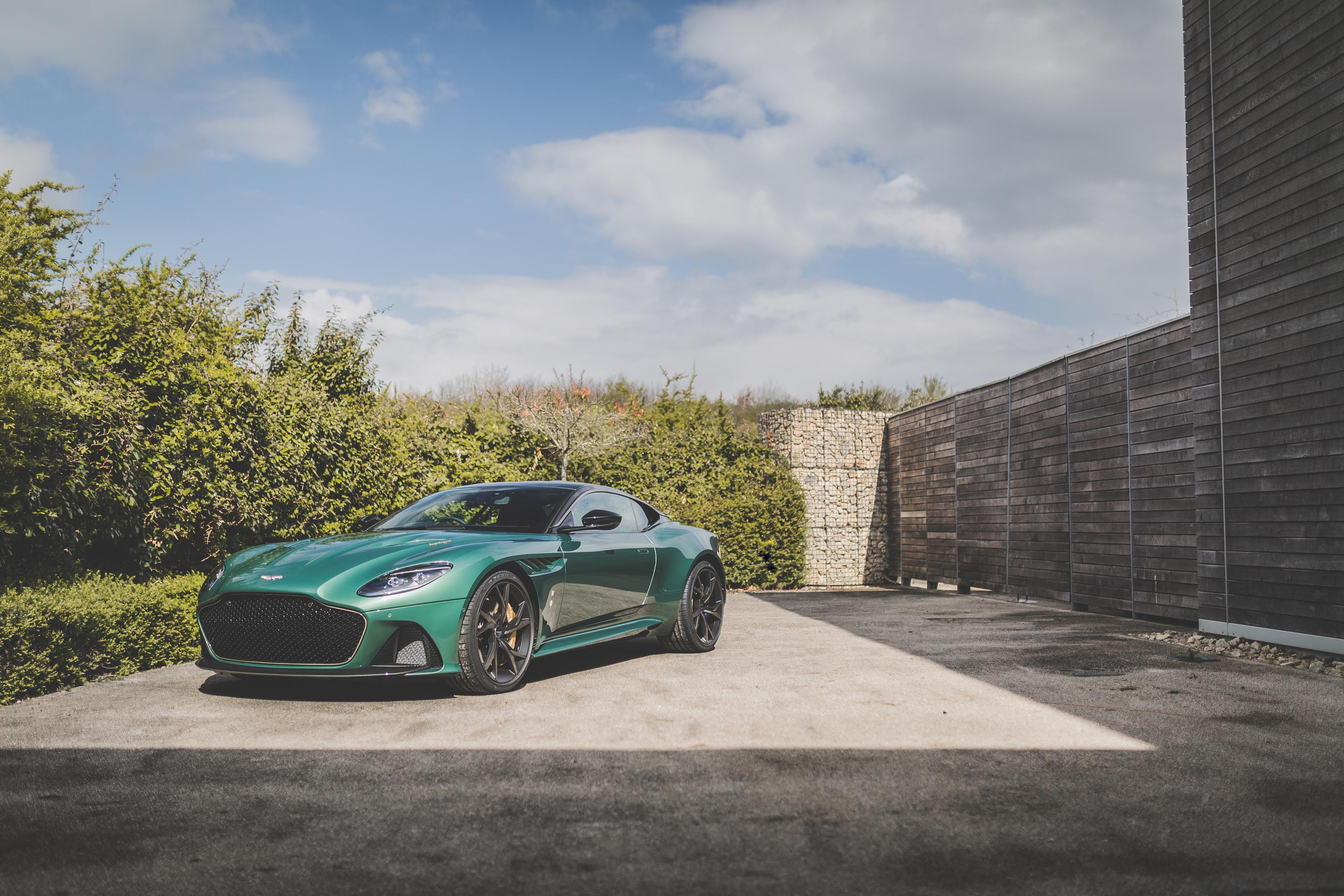 'DBS 59' a Q by Aston Martin