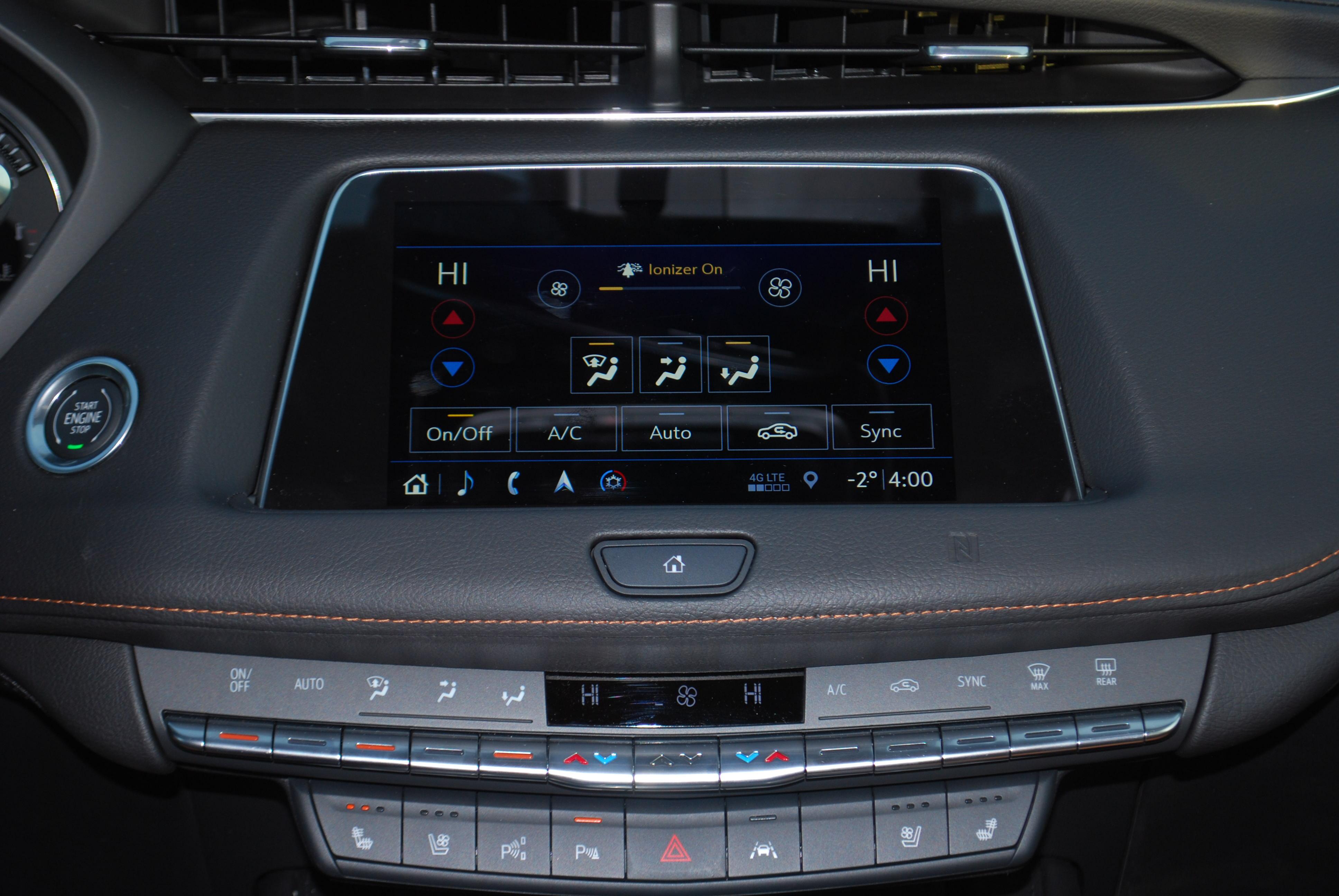 Review 2019 Cadillac XT4 Premium Luxury