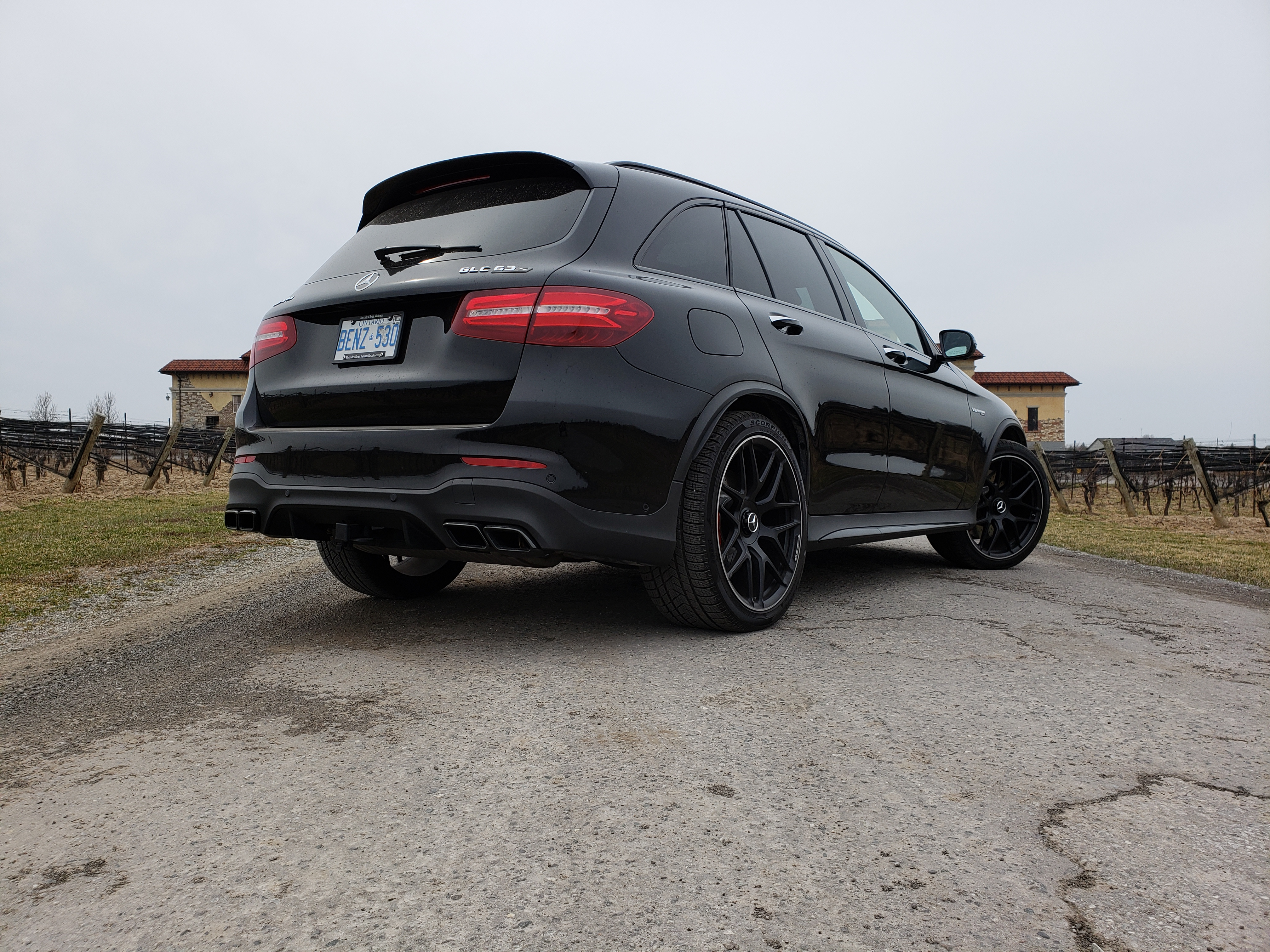 Review 2019 Mercedes-AMG GLC 63 S