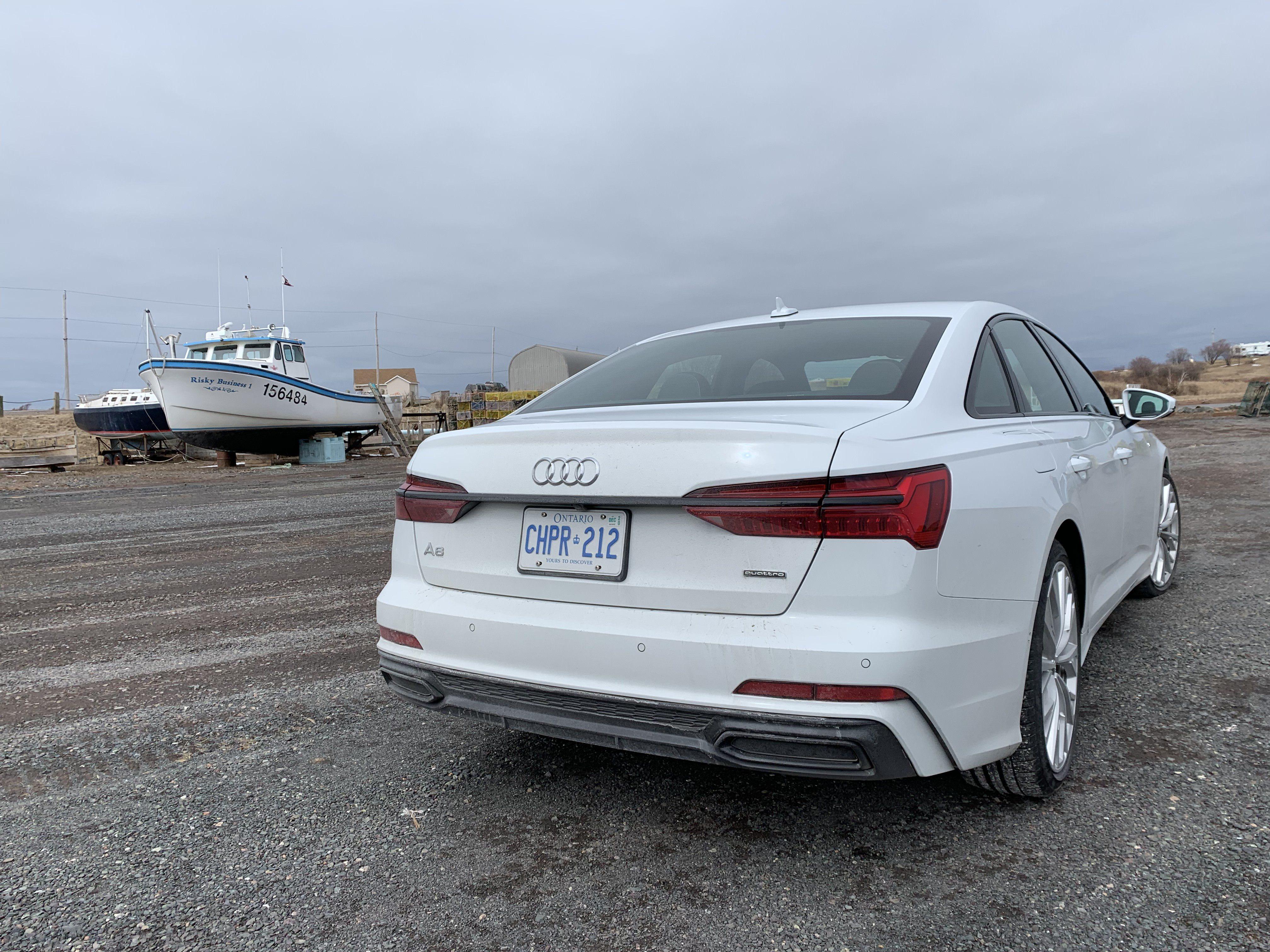 Review: 2019 Audi A6 – WHEELS ca