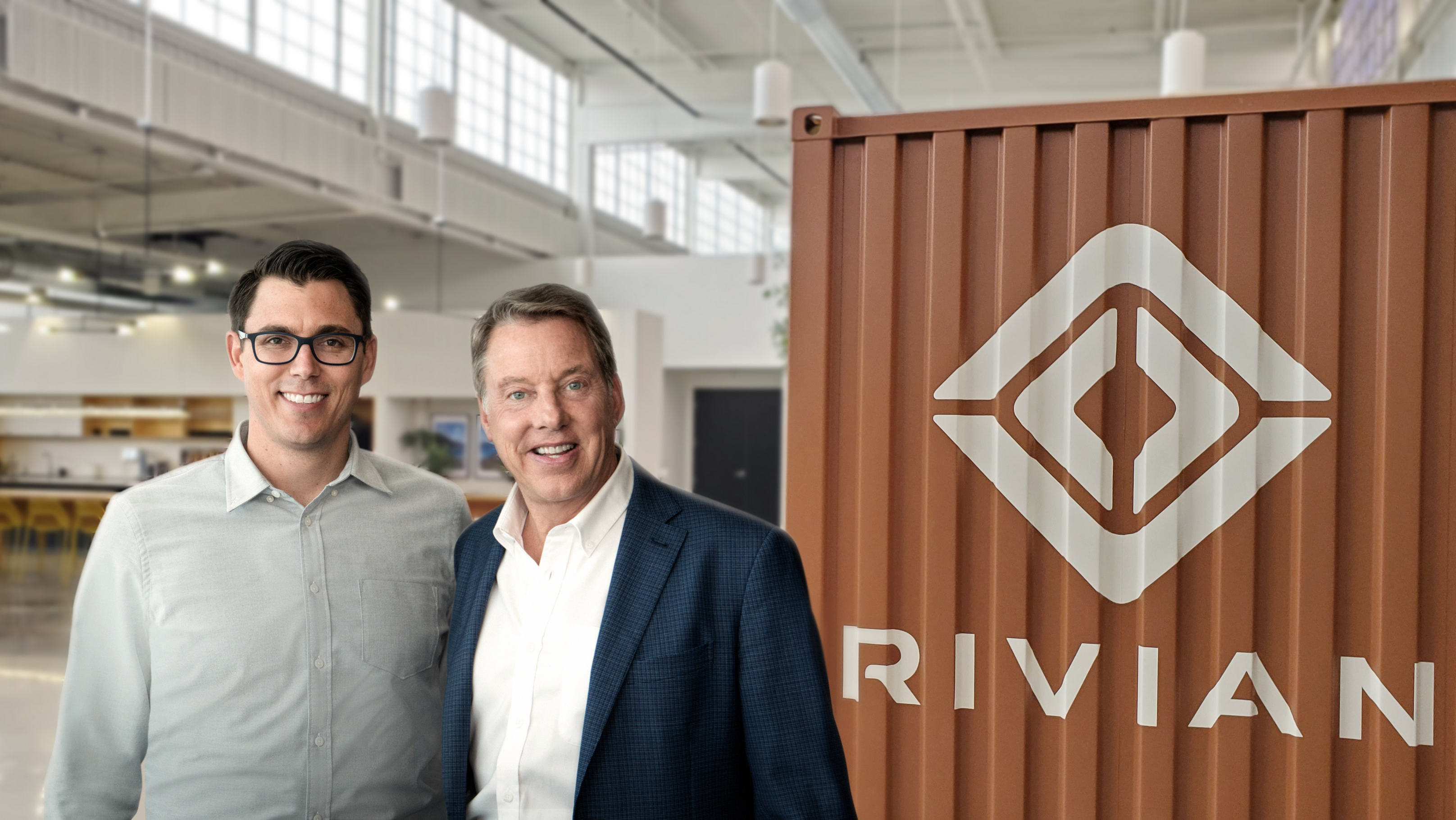 Rivian Ford
