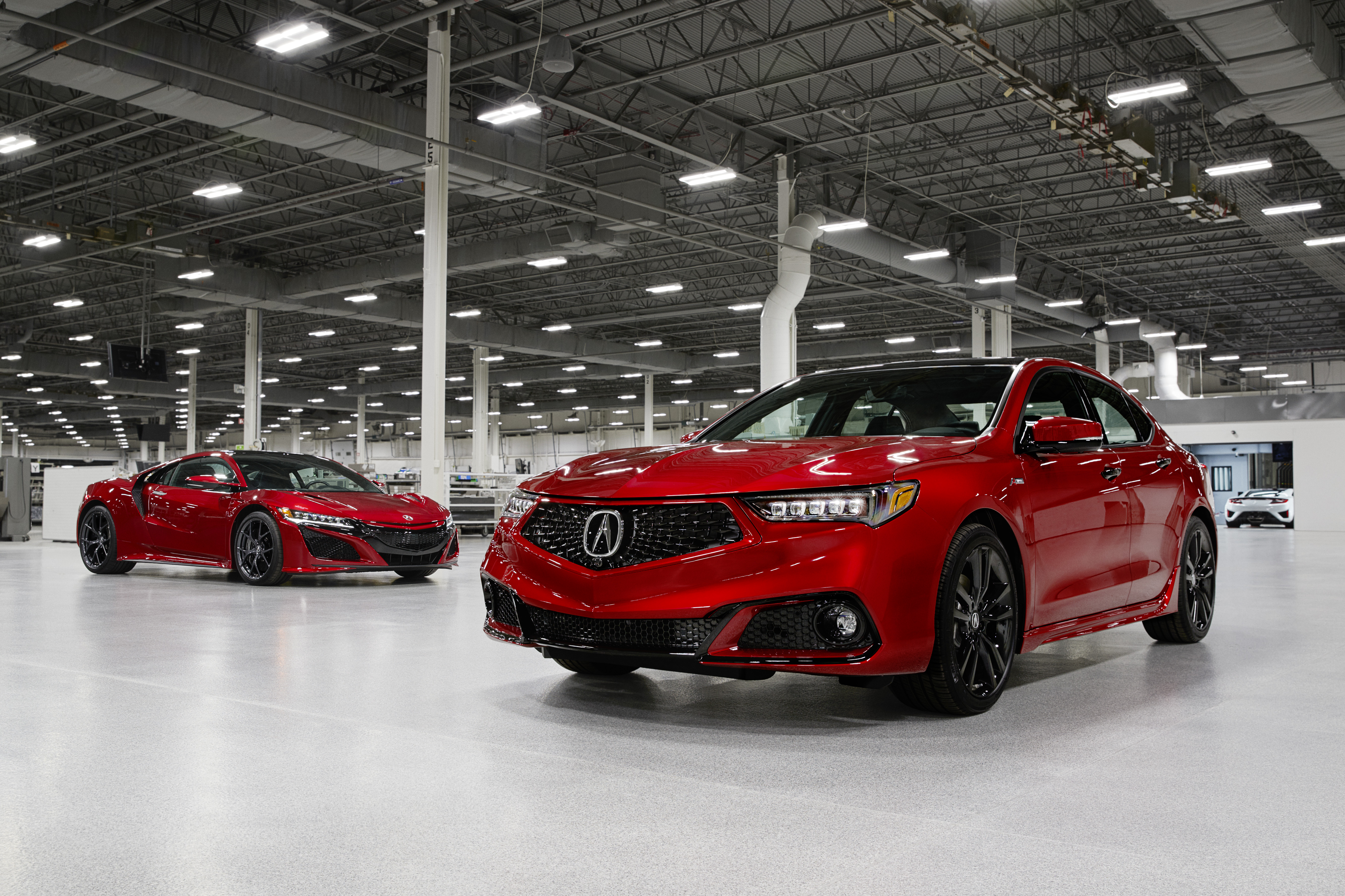 Acura TLX PMC