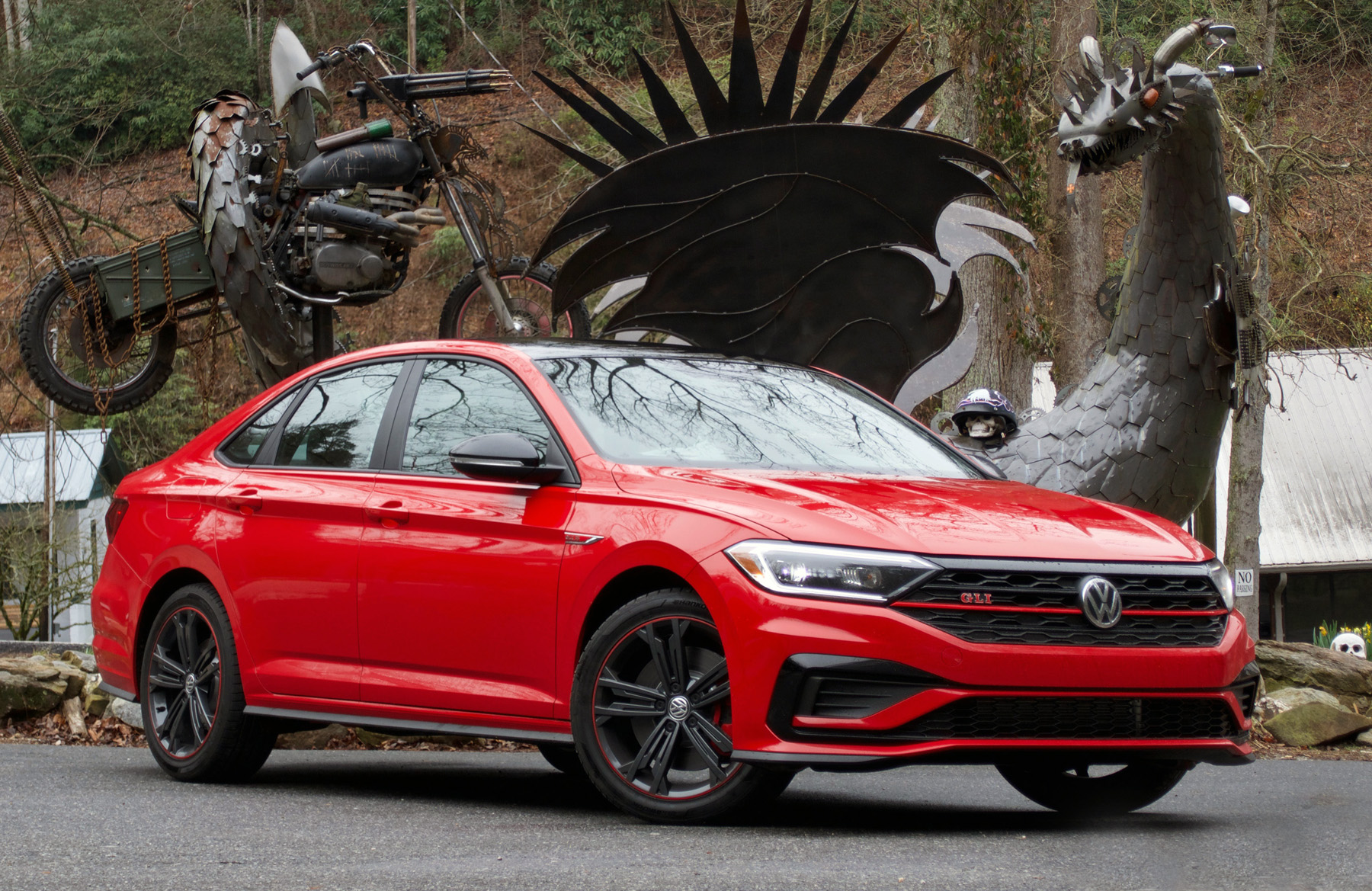 First Drive 2019 VW Jetta GLI