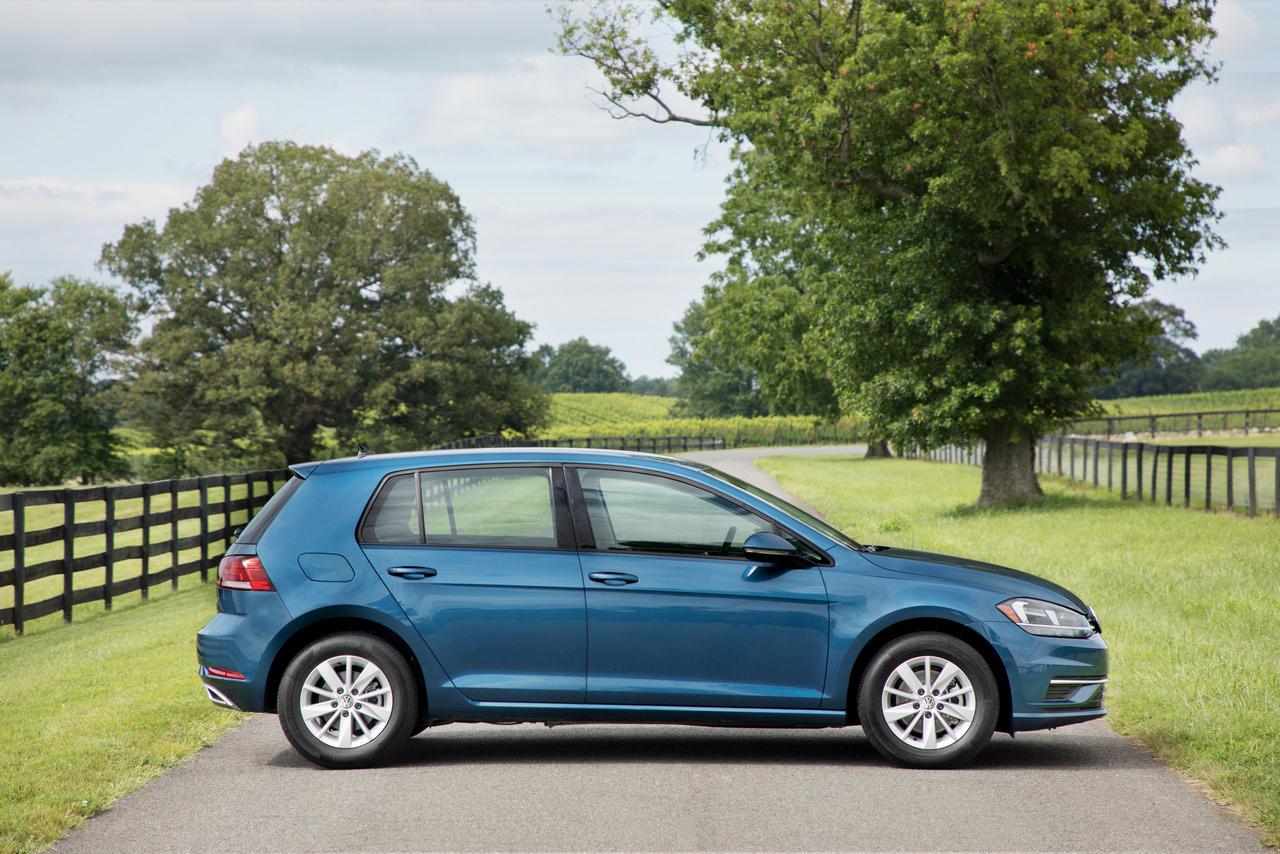 buying used volkswagen golf