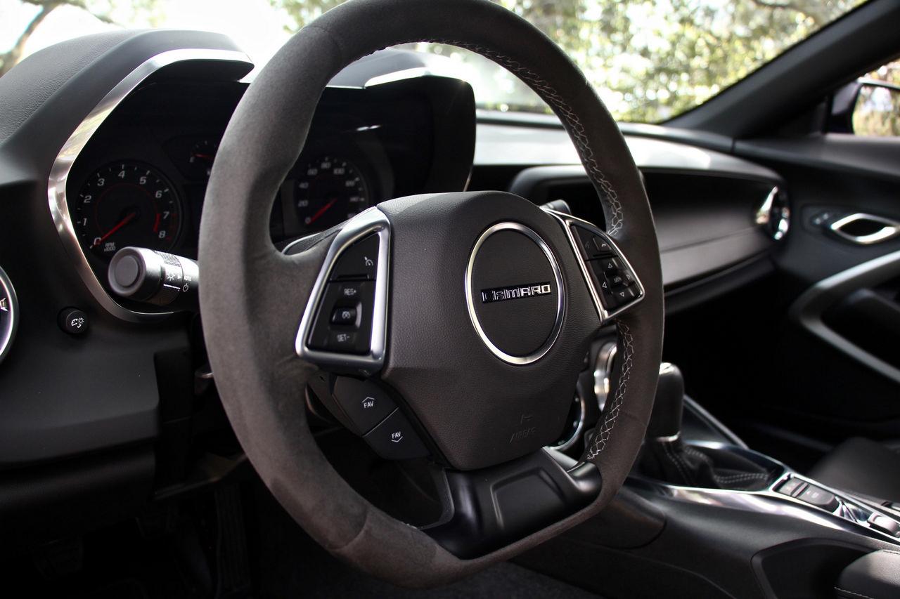 2019 Chevrolet Camaro 2.0 1LE