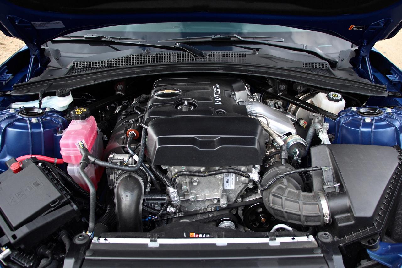 2019 Chevrolet Camaro 1LE 2.0T