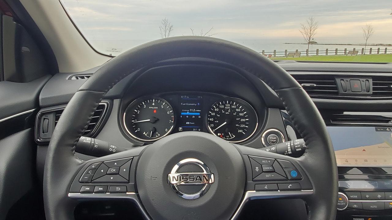 2019 Nissan Qashqai Review