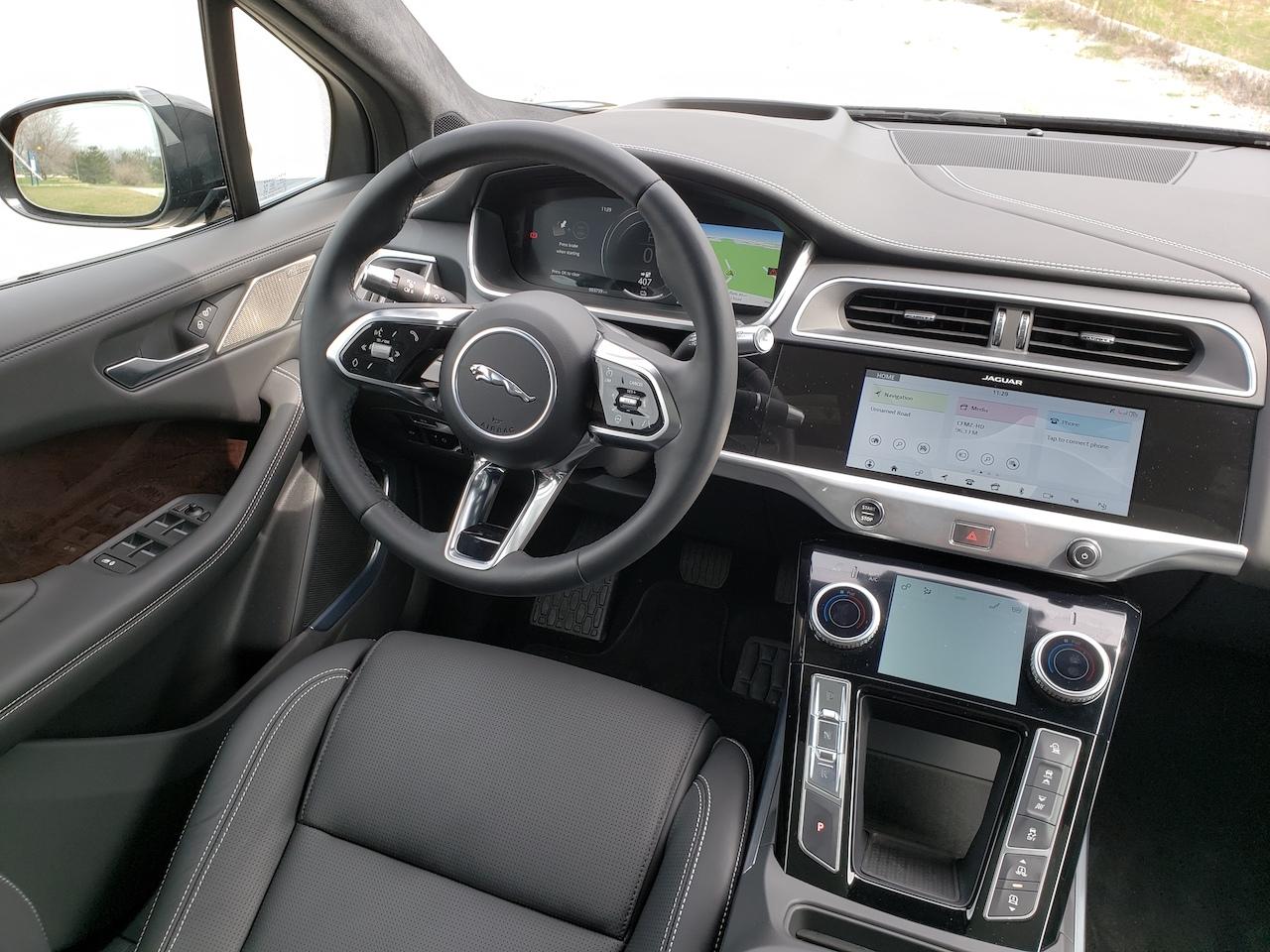 Review 2019 Jaguar I-Pace