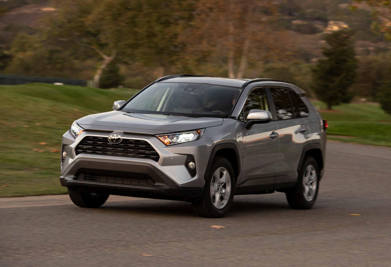 Most Efficient Crossovers and SUVs