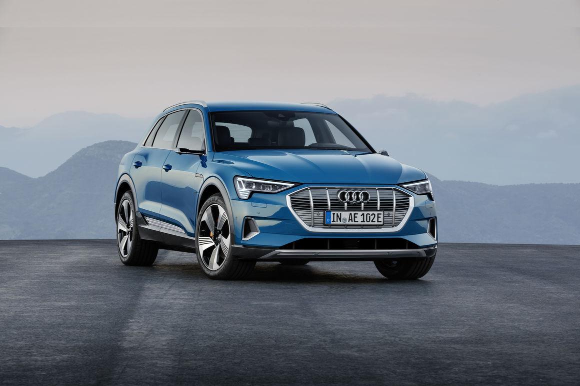 Audi To Introduce Seven New Suvs By Year S End Wheels Ca