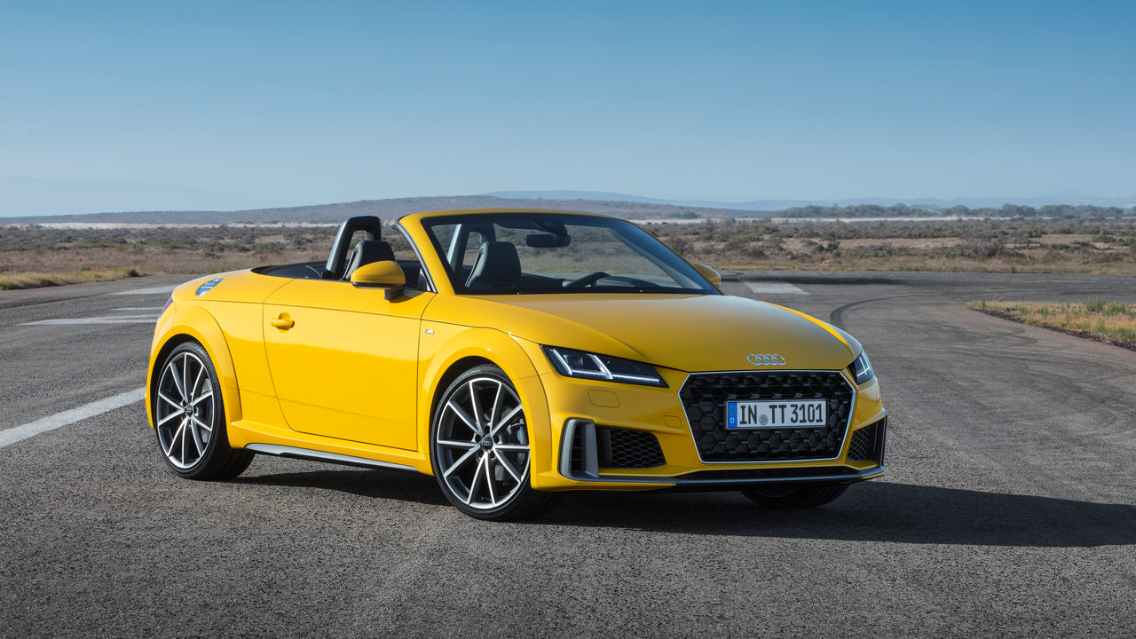 Audi To End TT Production