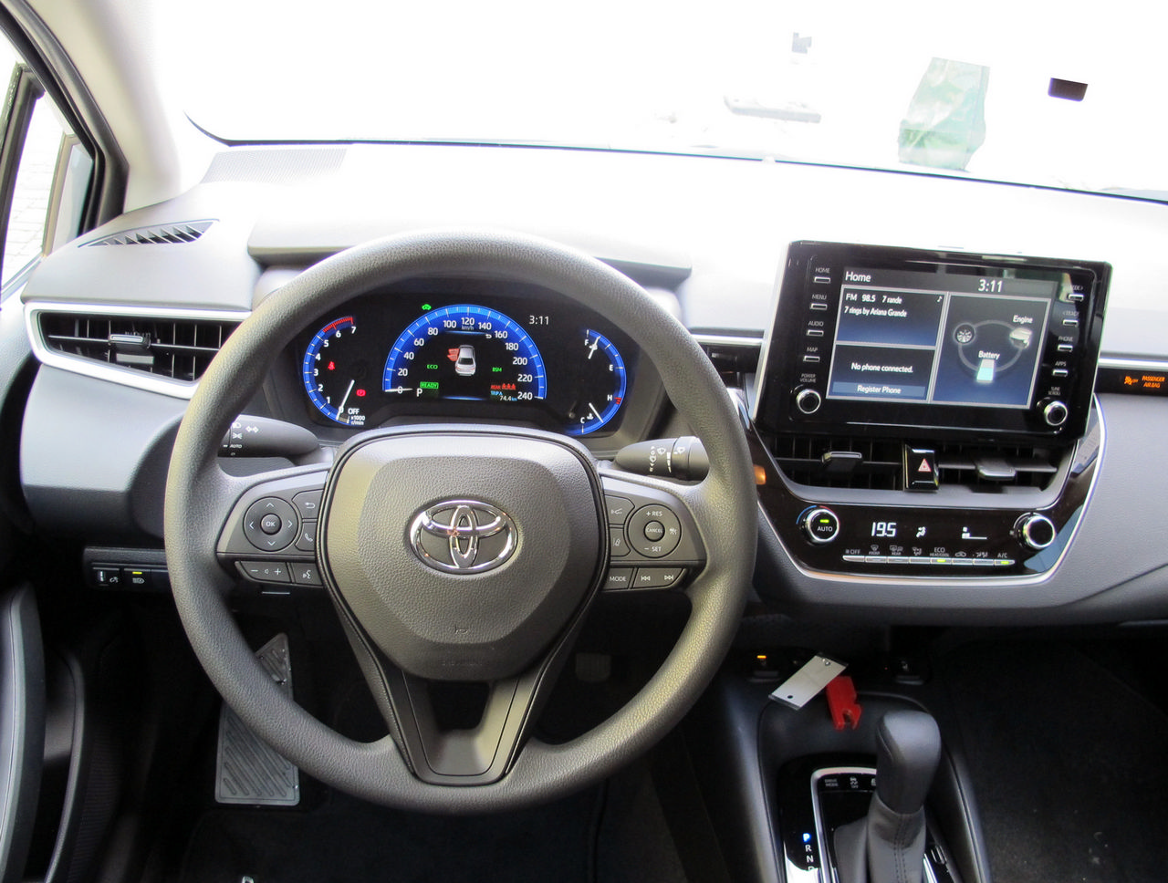 toyota corolla hybrid 2020 review