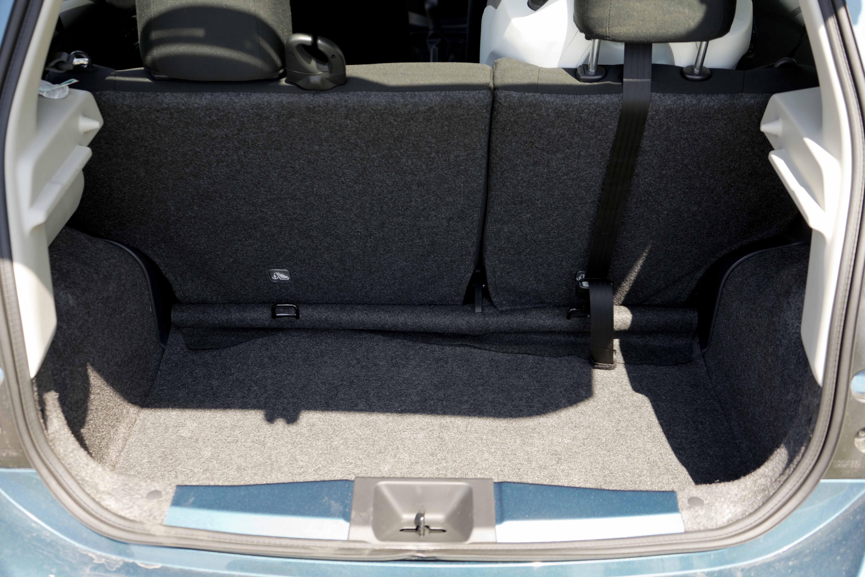 2019 Nissan Micra cargo
