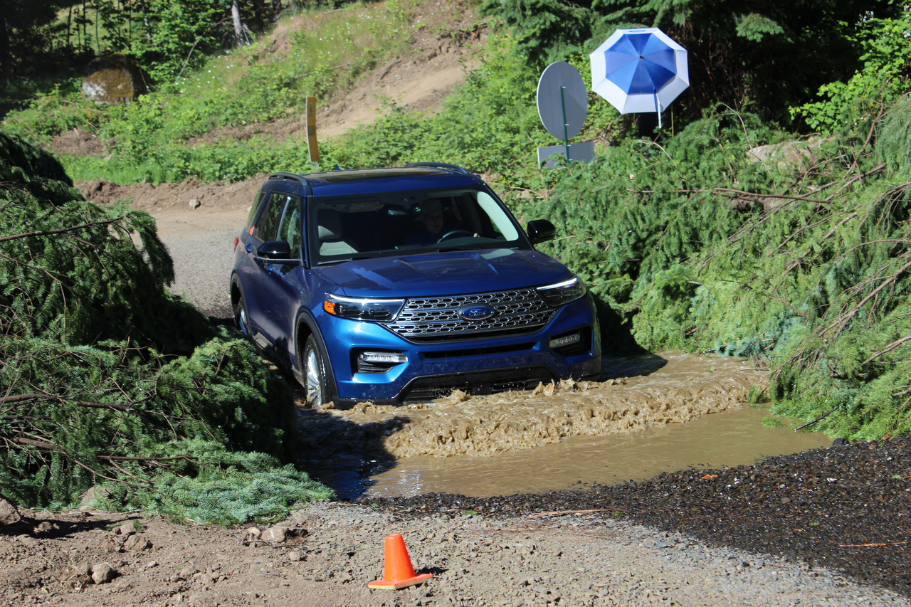 First Drive 2020 Ford Explorer