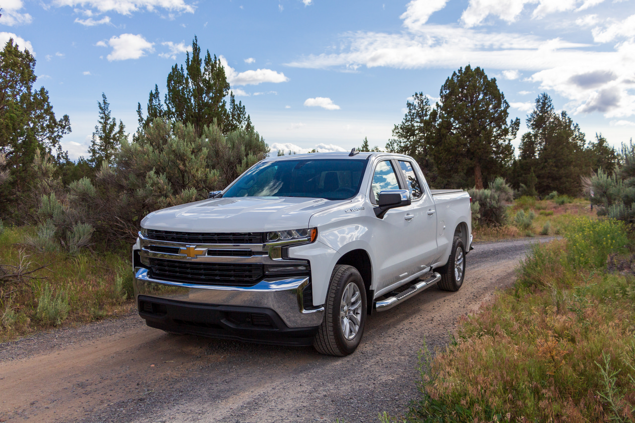 First Drive Review 2020 Chevrolet Silverado 1500 Duramax Diesel