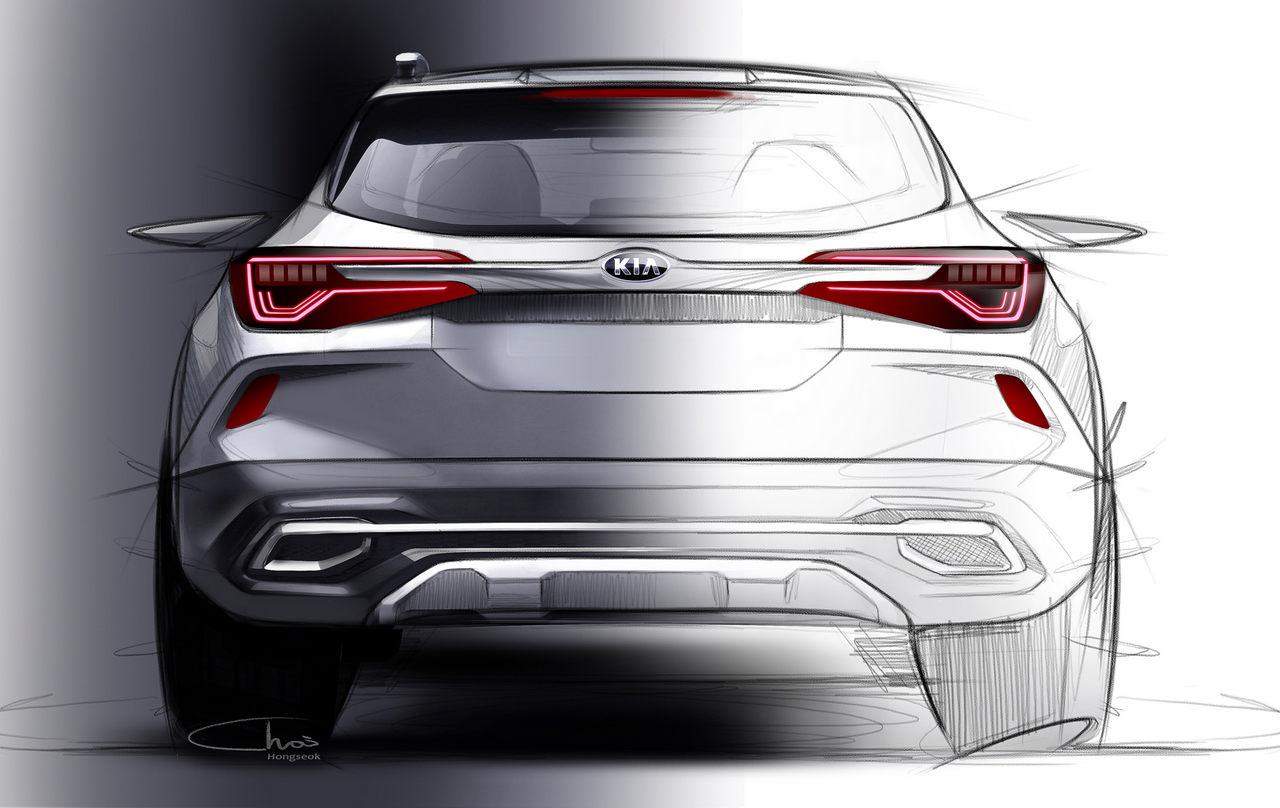 Kia's New Seltos Compact SUV