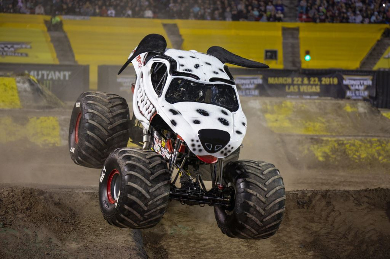 Monster Jam to Bring One Heavy Dose of Girl Power to Toronto