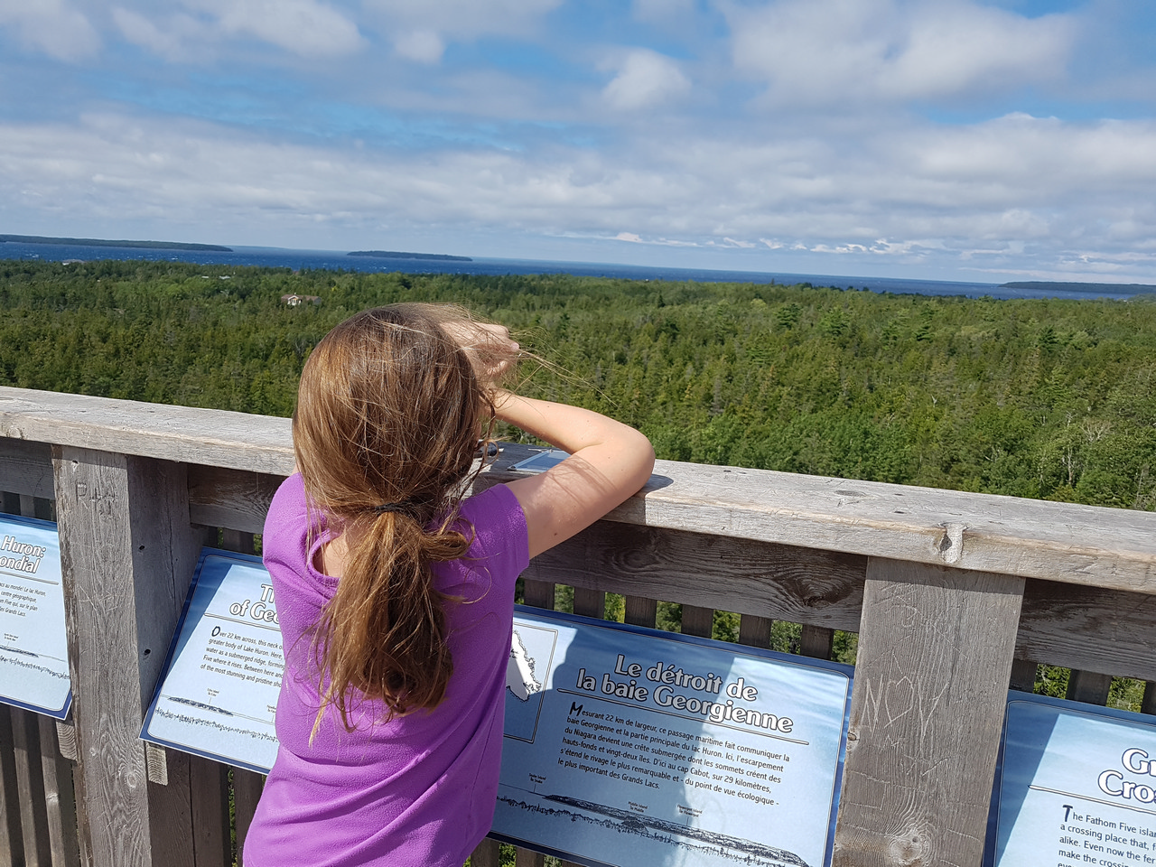 Seven Summer Road Trips from Toronto for the Whole Family
